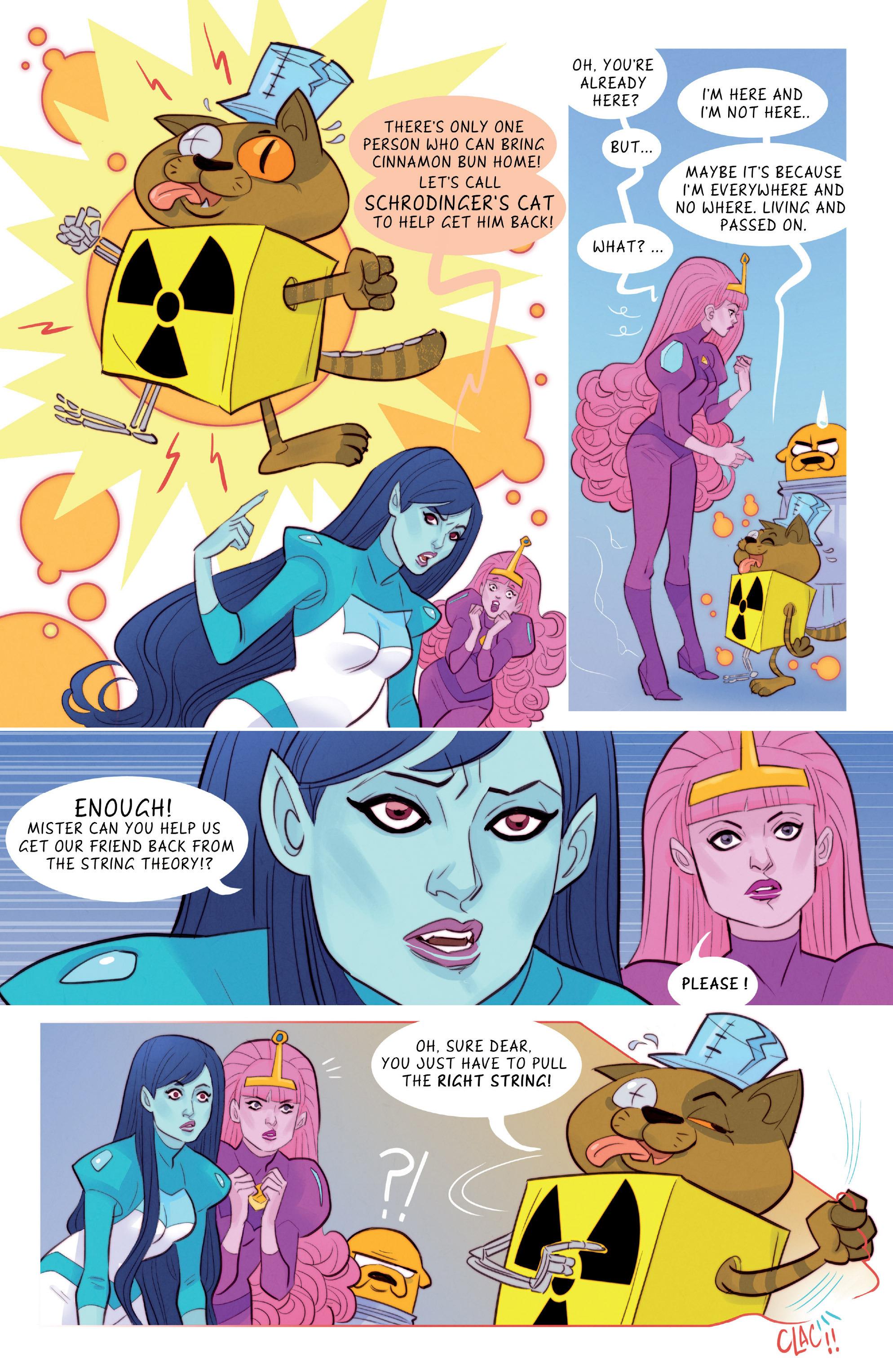 Read online Adventure Time Comics comic -  Issue #3 - 22
