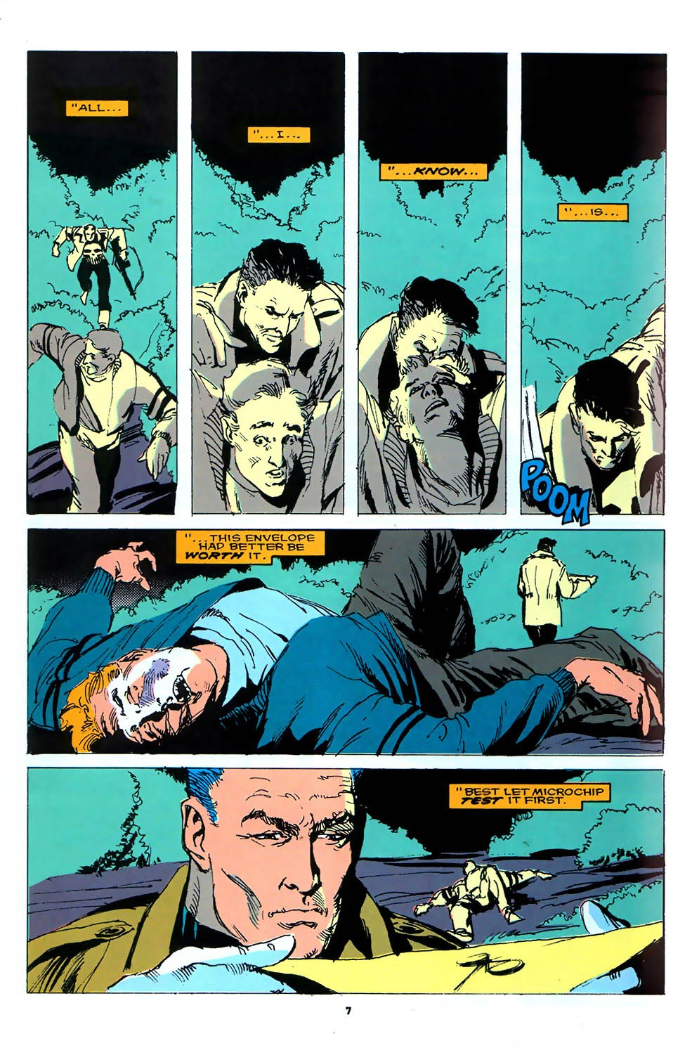 Read online Punisher: The Prize comic -  Issue # Full - 11