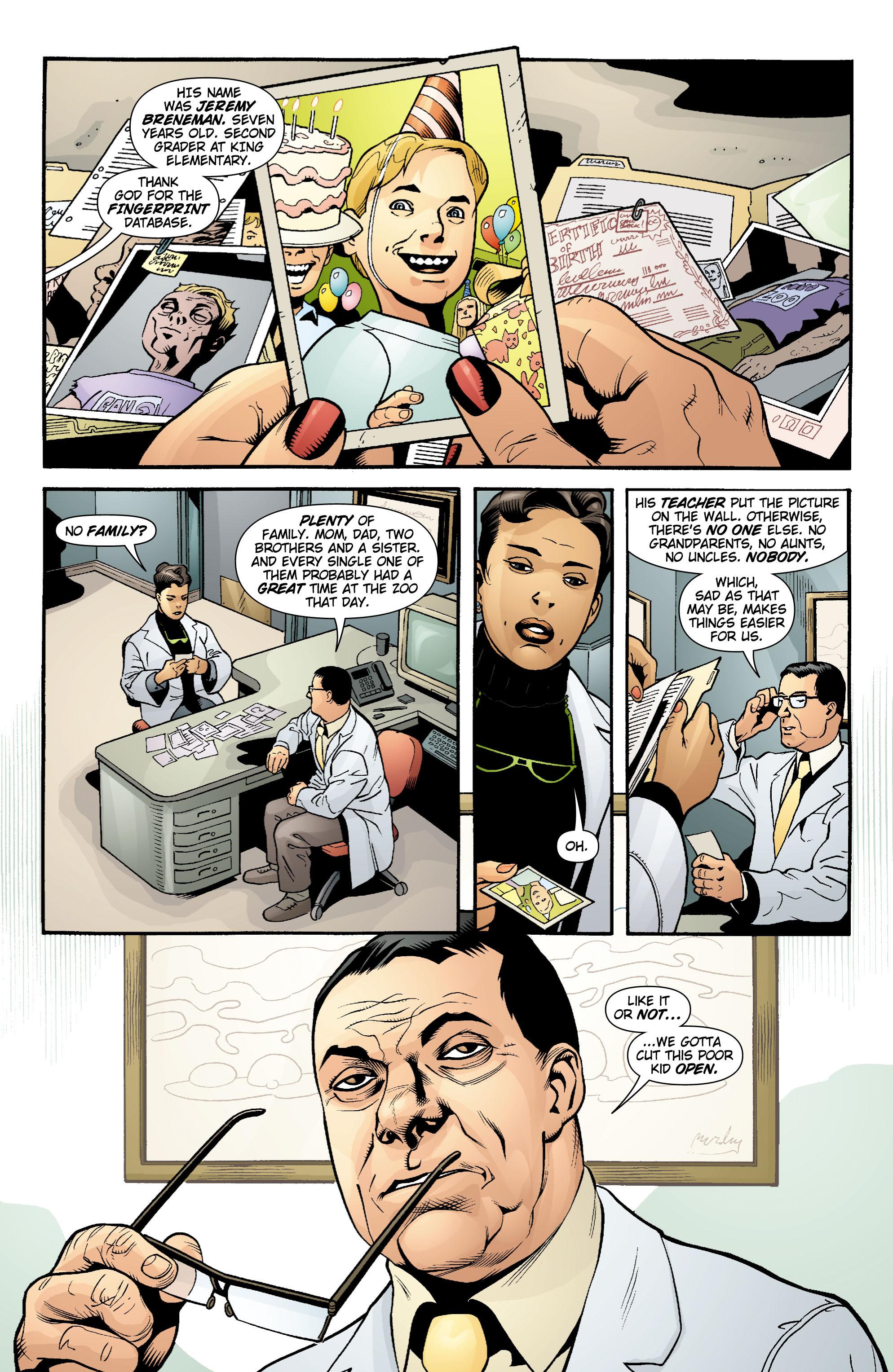 Read online Aquaman (2003) comic -  Issue #15 - 16