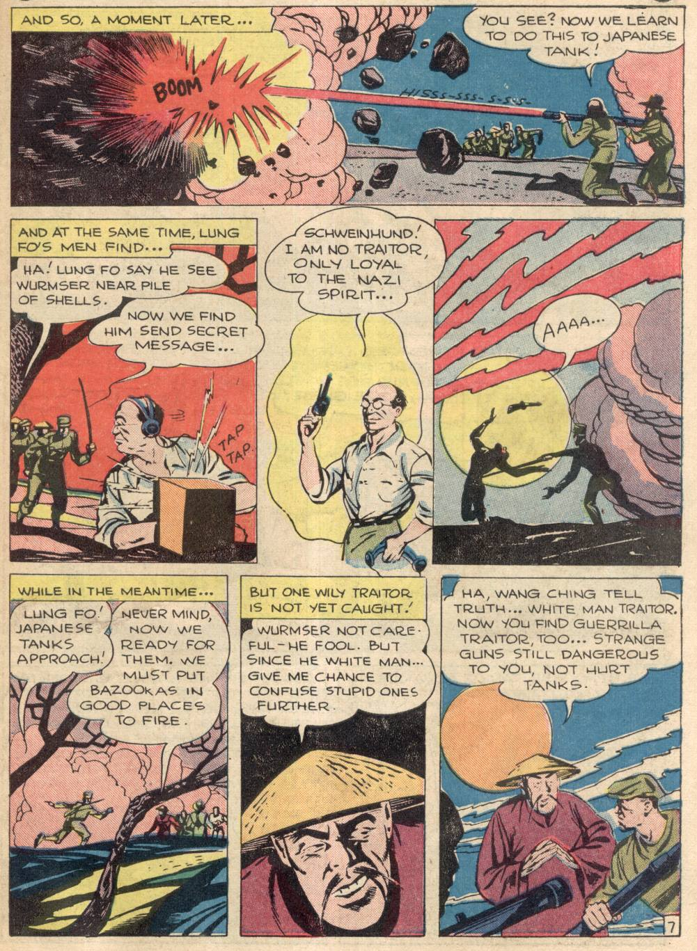 Read online Adventure Comics (1938) comic -  Issue #100 - 47