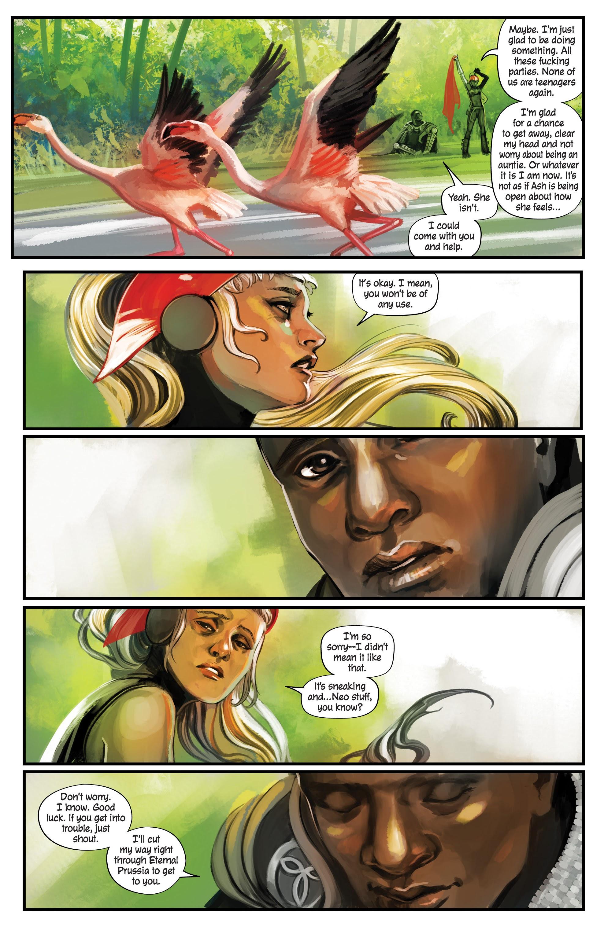 comico #8 - English 4