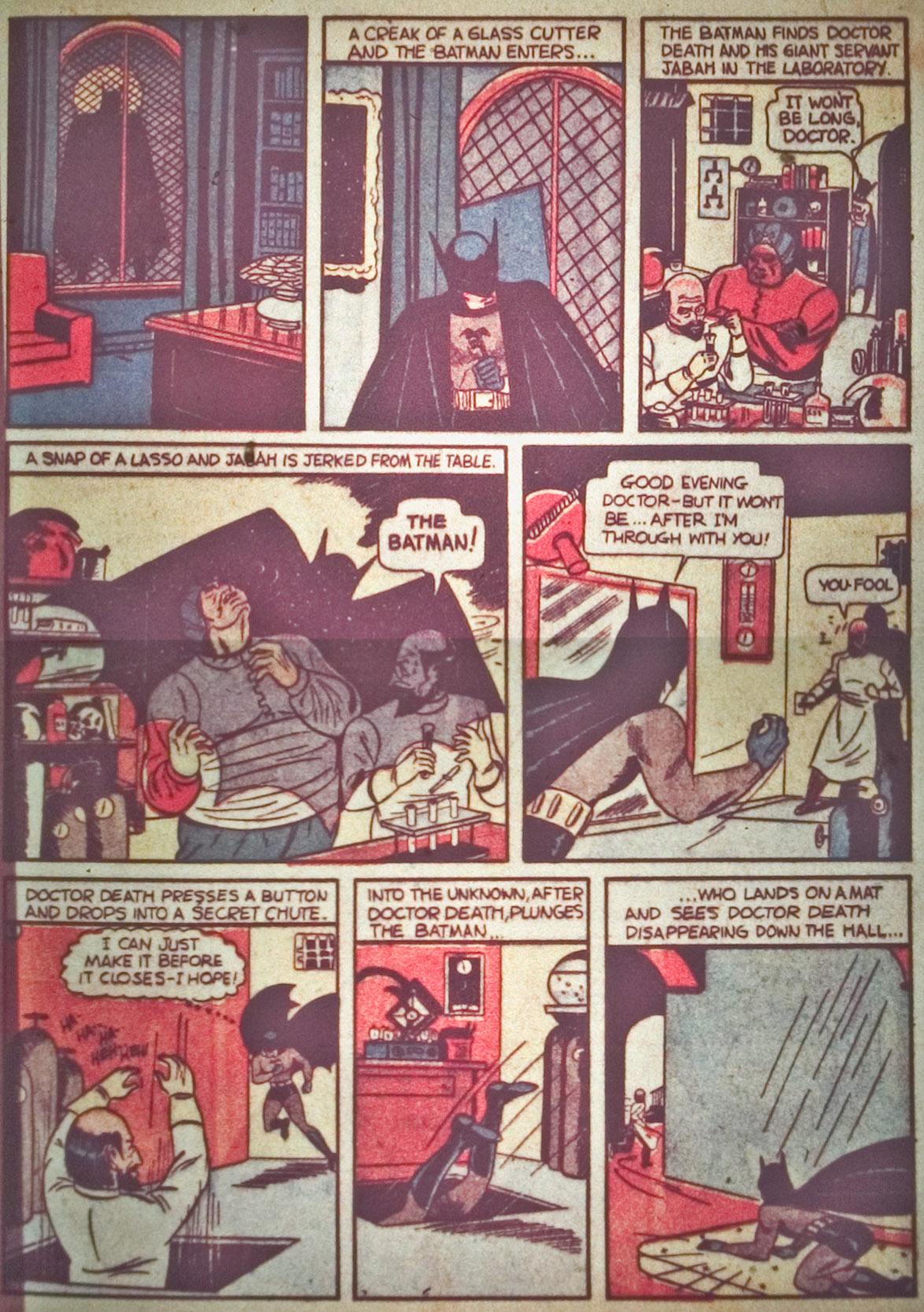 Detective Comics (1937) 29 Page 10