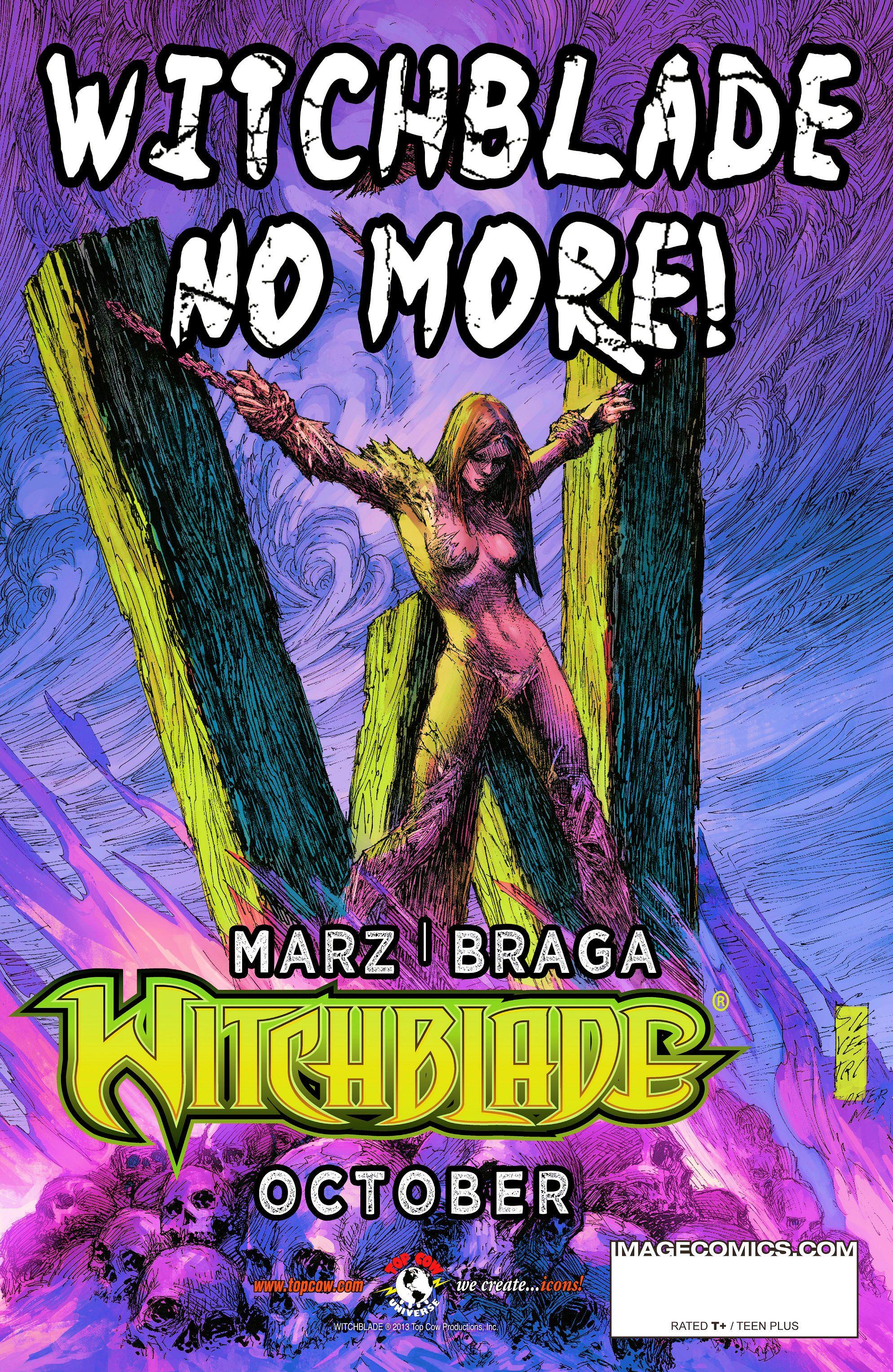 Read online Aphrodite IX (2013) comic -  Issue #5 - 37