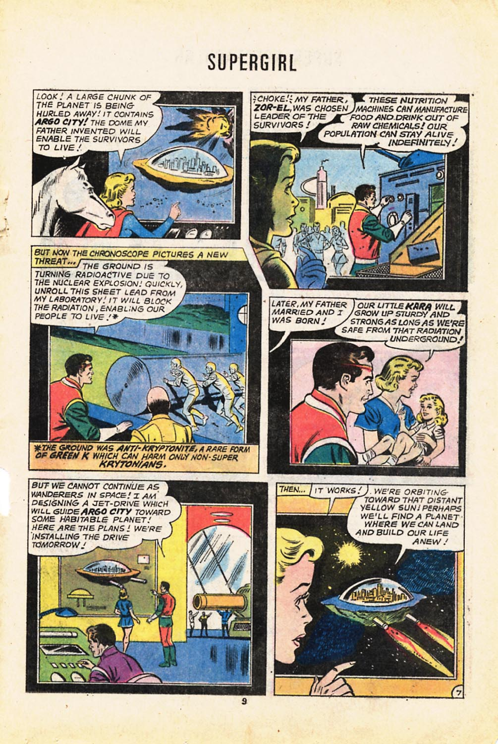 Read online Adventure Comics (1938) comic -  Issue #416 - 9