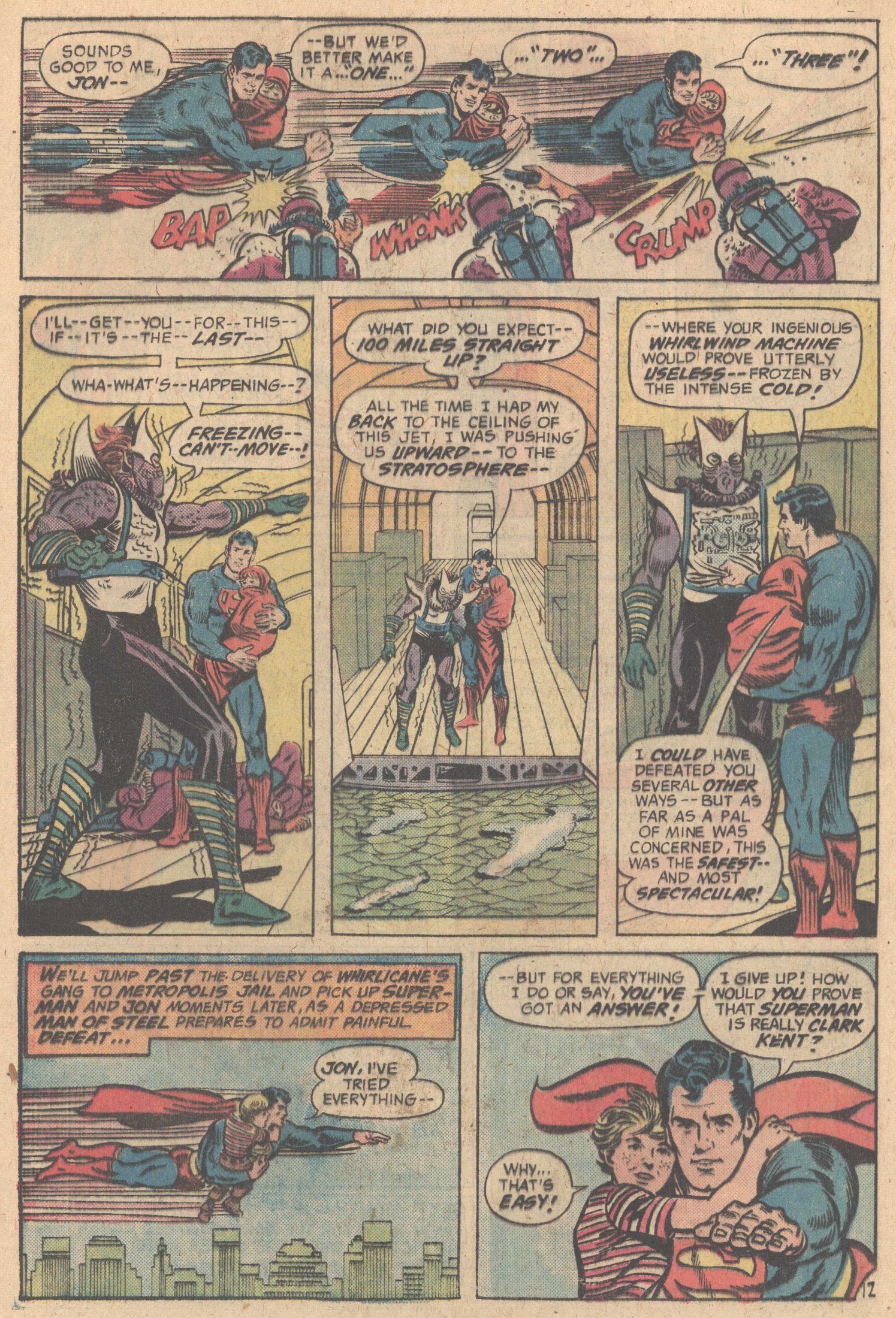 Read online Action Comics (1938) comic -  Issue #457 - 25