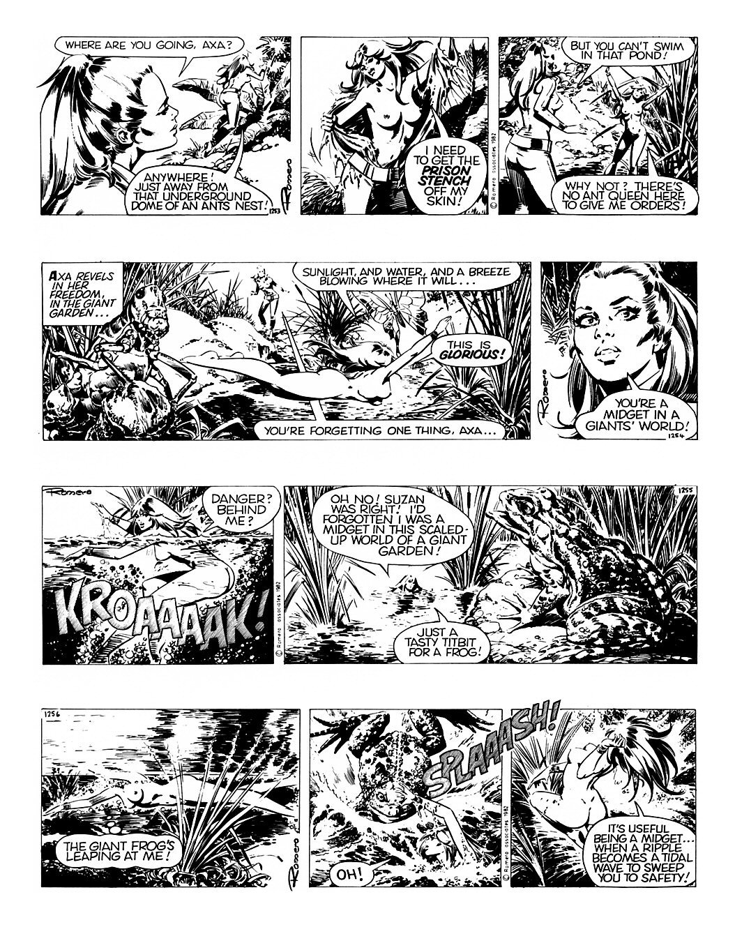 Axa issue 6 - Page 18