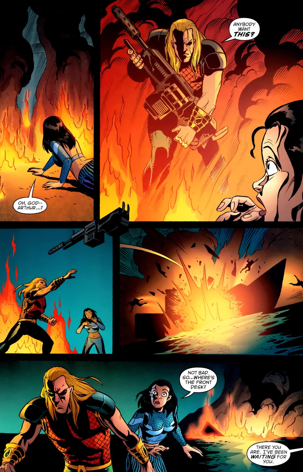 Read online Aquaman: Sword of Atlantis comic -  Issue #54 - 10