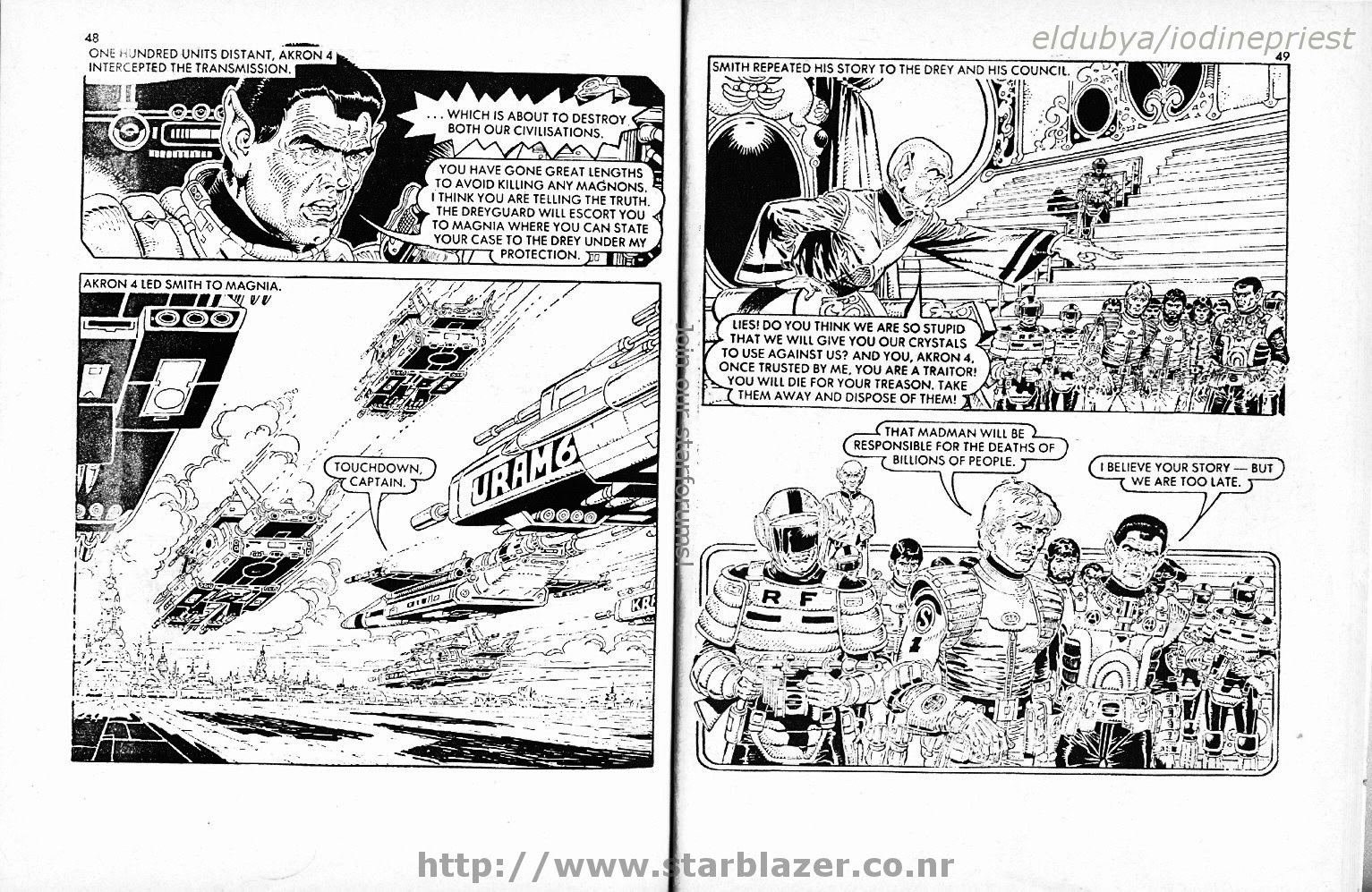 Starblazer issue 107 - Page 26