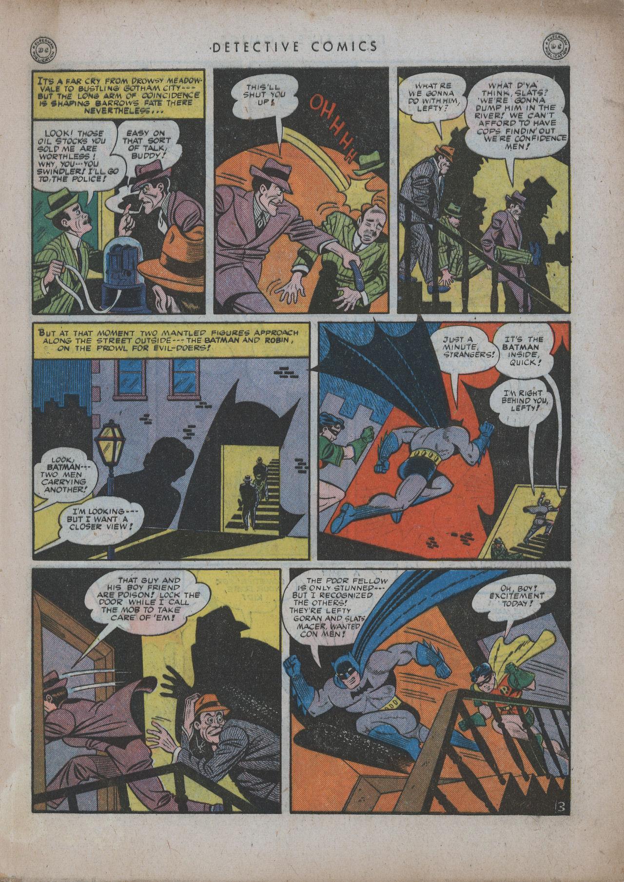 Read online Detective Comics (1937) comic -  Issue #94 - 5