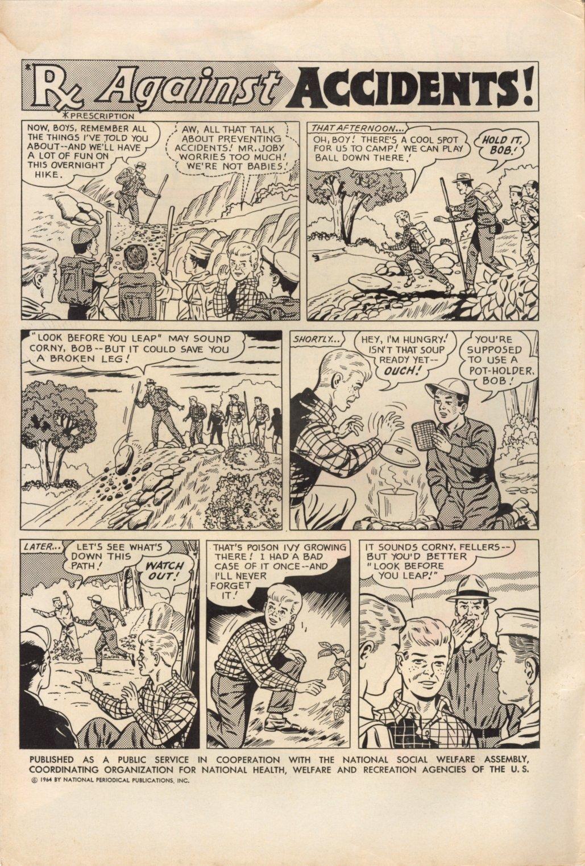 Read online Adventure Comics (1938) comic -  Issue #323 - 2