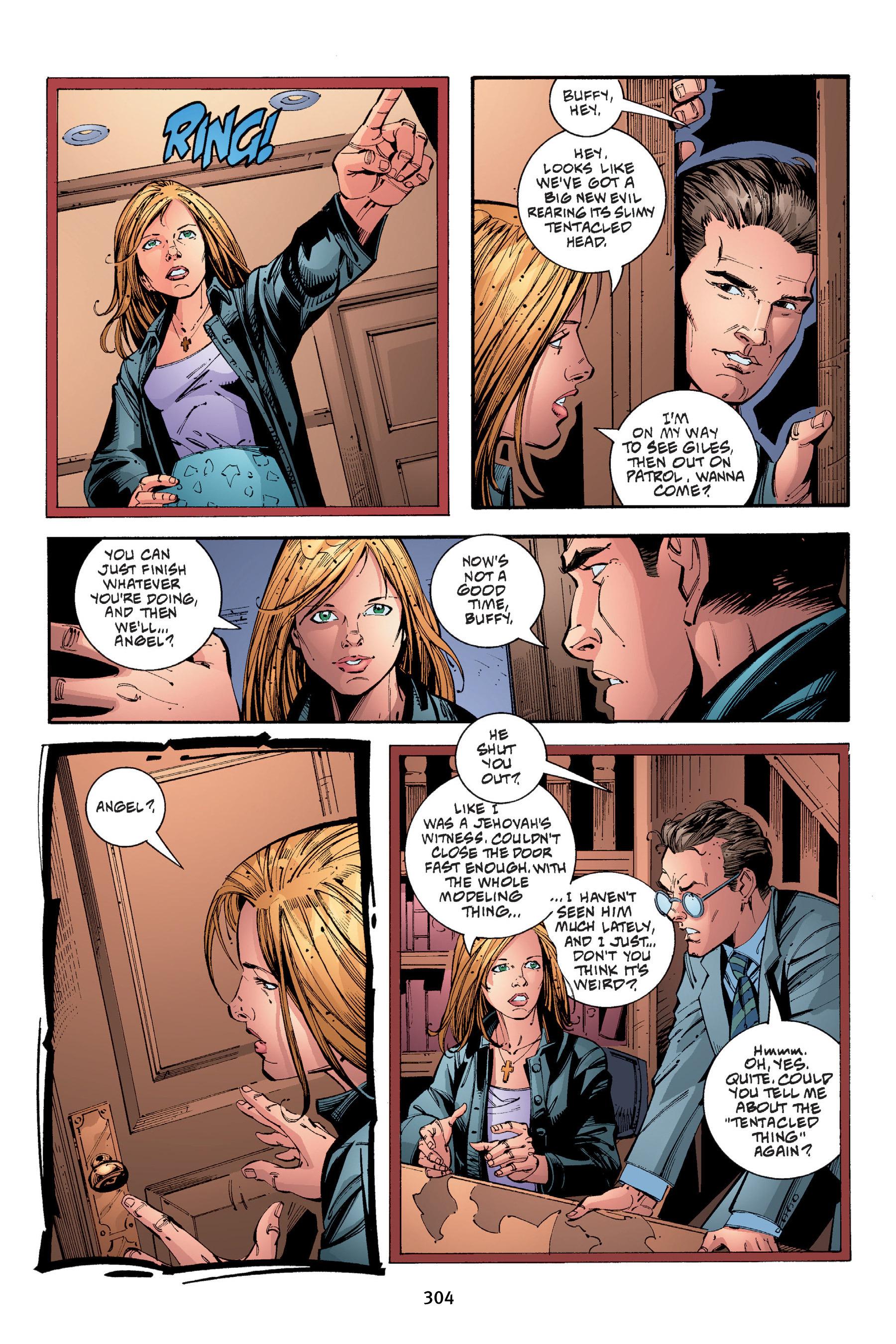 Read online Buffy the Vampire Slayer: Omnibus comic -  Issue # TPB 4 - 301