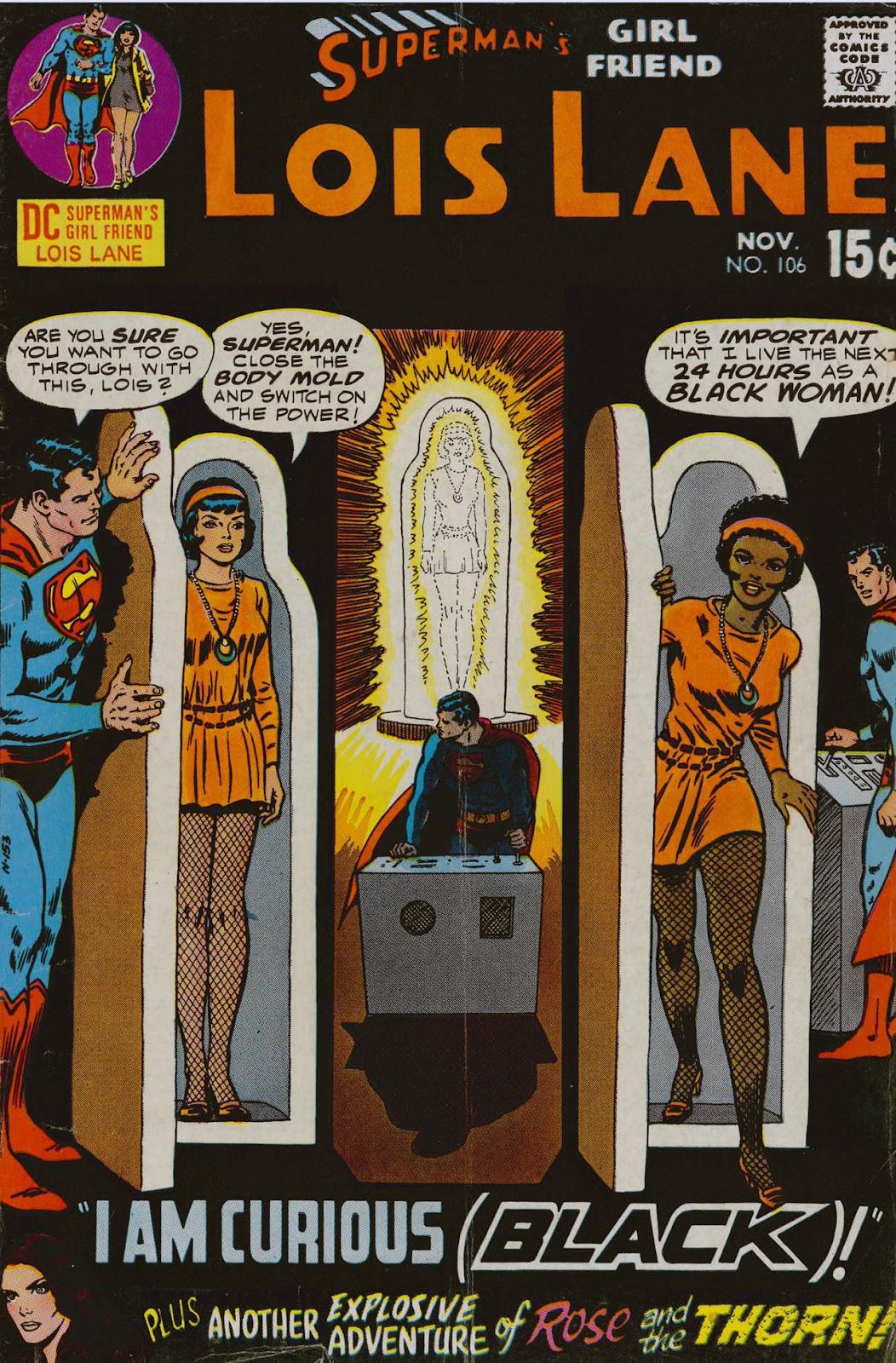 Supermans Girl Friend, Lois Lane 106 Page 1