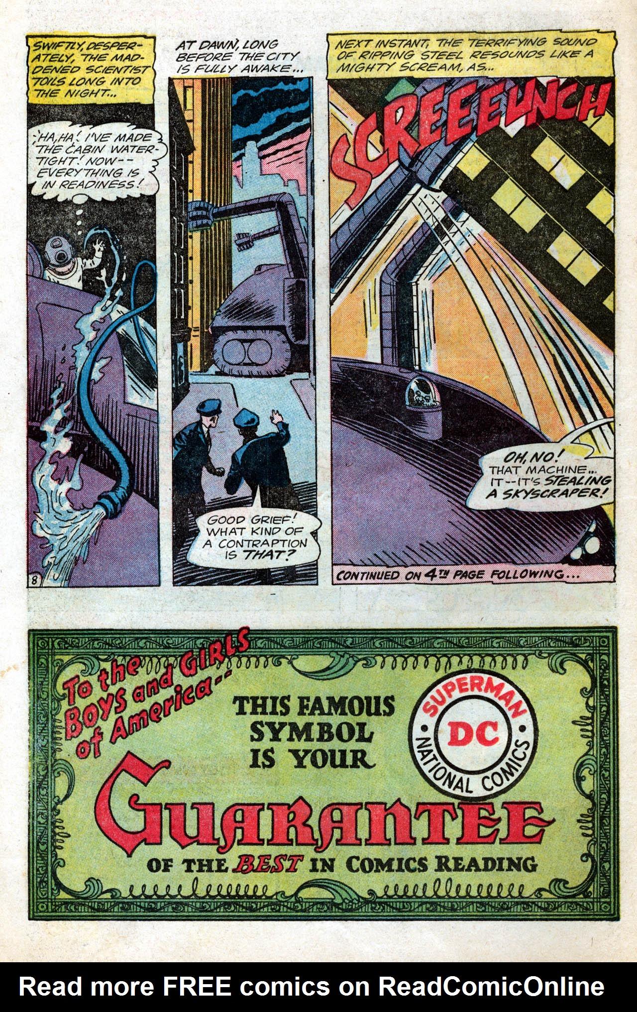 Read online Aquaman (1962) comic -  Issue #15 - 10