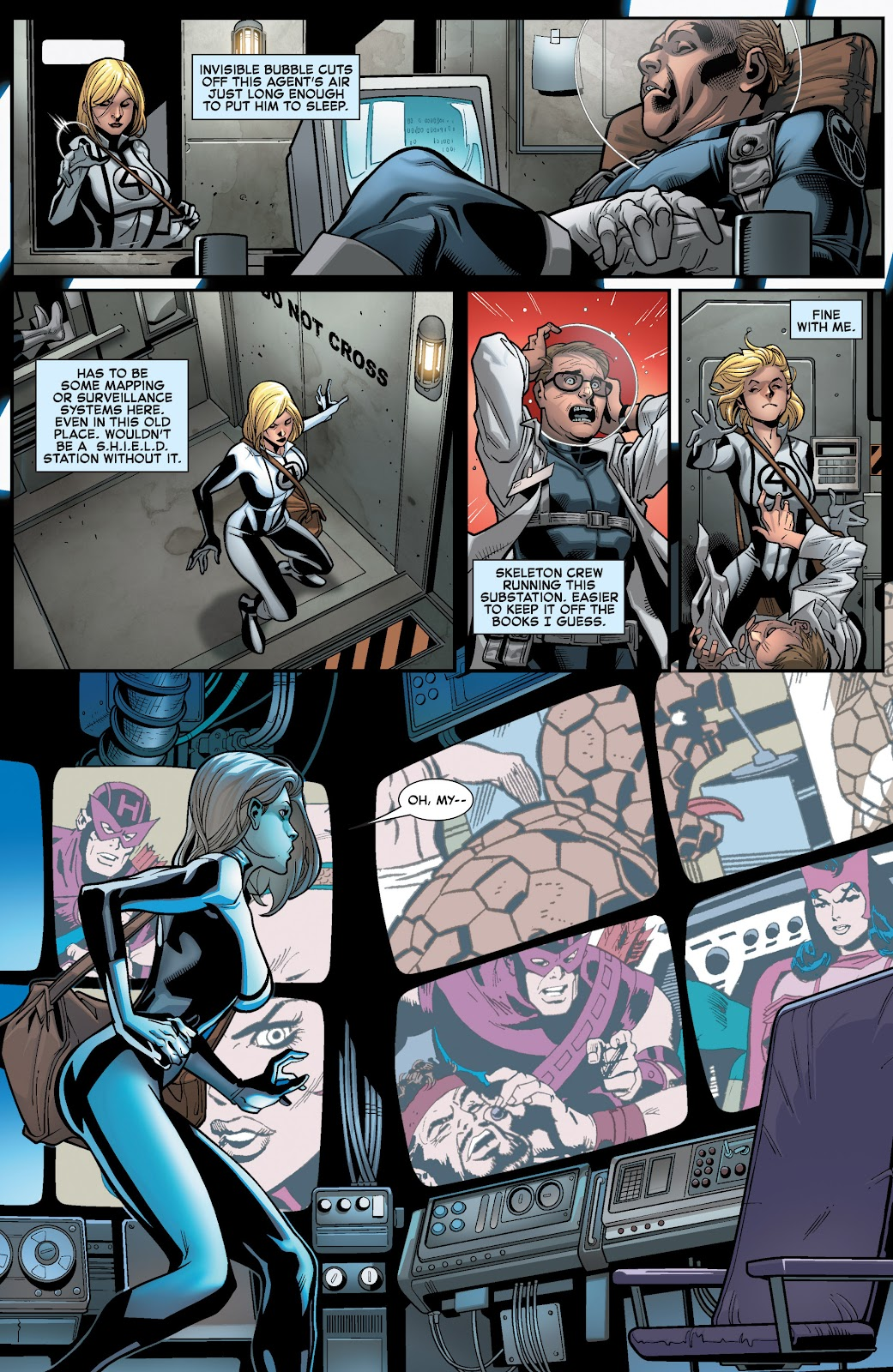 Read online Age of Ultron Companion comic -  Issue # TPB (Part 2) - 22