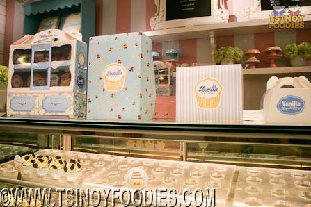 vanilla cupcakery