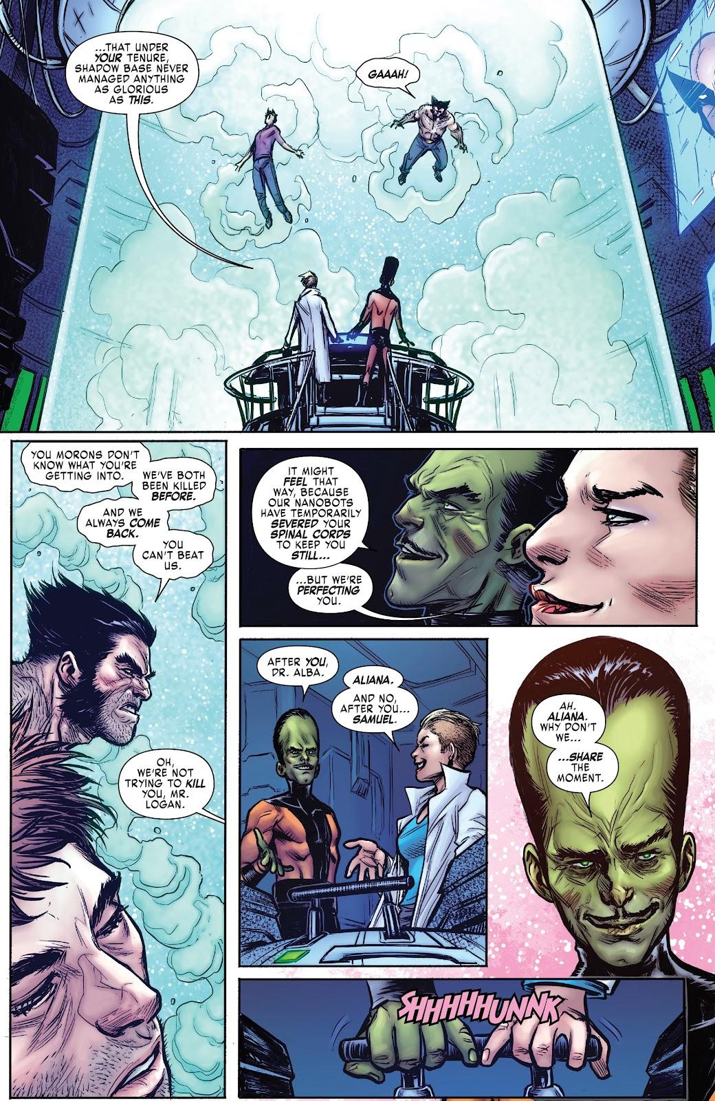 Read online Hulkverines comic -  Issue #3 - 11