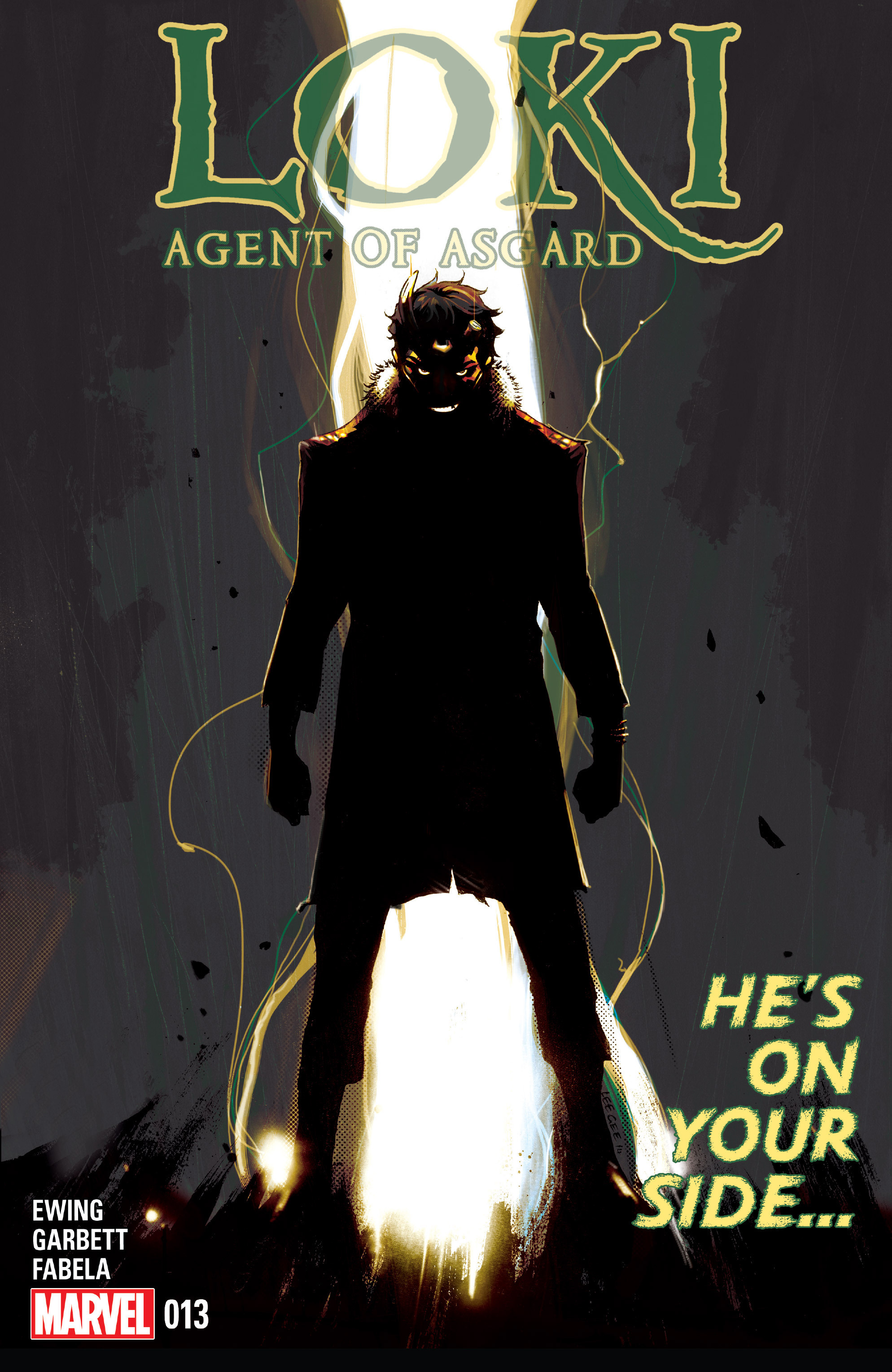 Loki: Agent of Asgard 13 Page 1