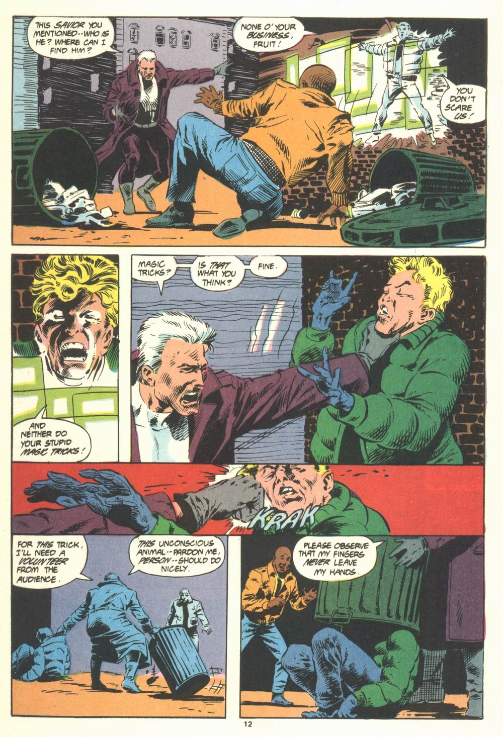 Read online Justice (1986) comic -  Issue #19 - 14