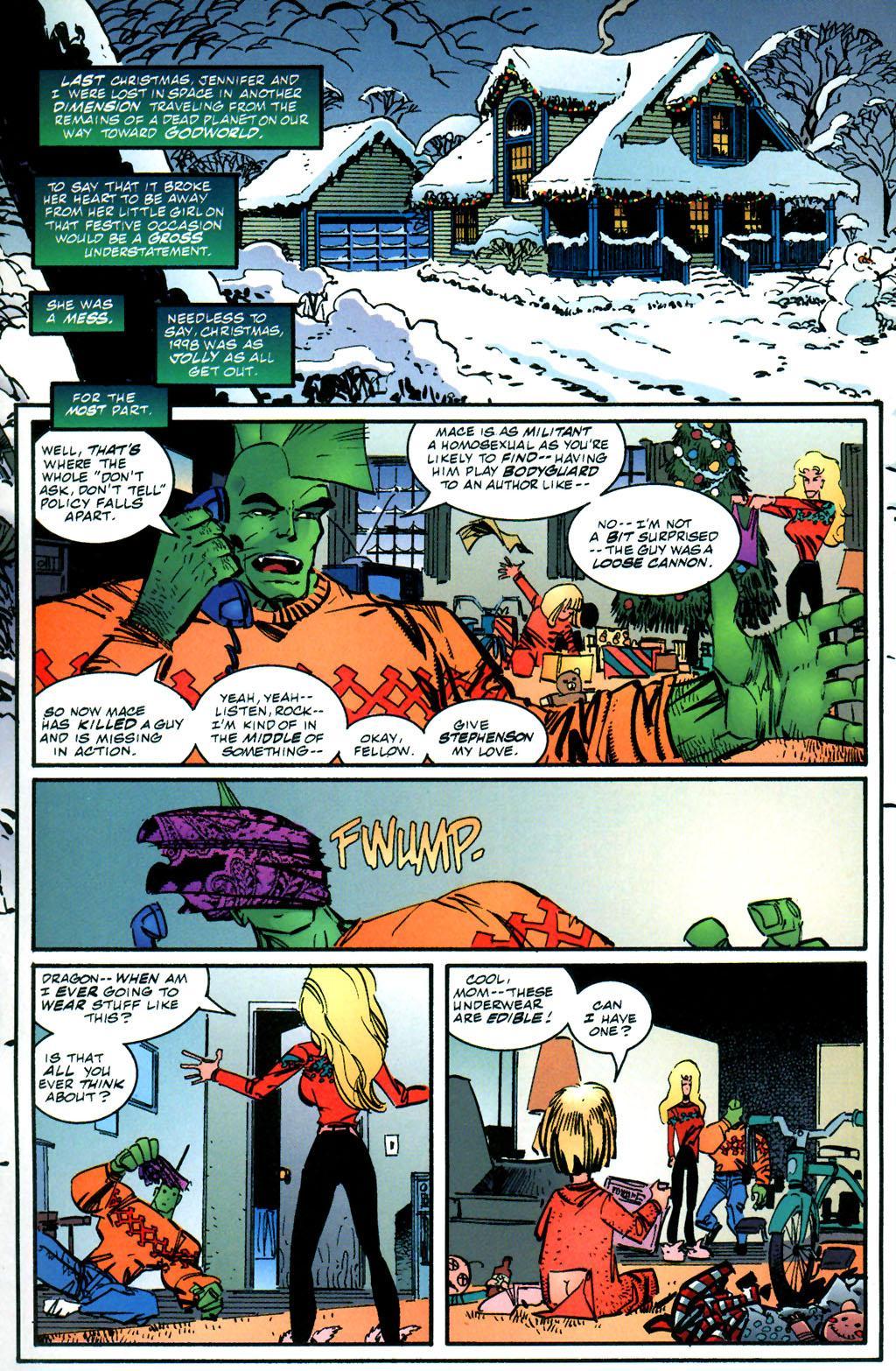 The Savage Dragon (1993) Issue #59 #62 - English 17