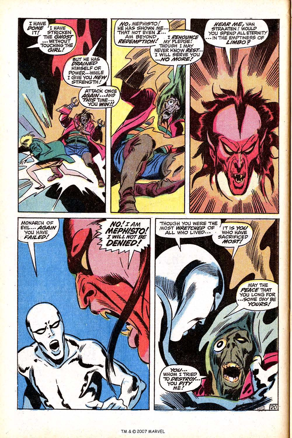 Silver Surfer (1968) Issue #9 #9 - English 32