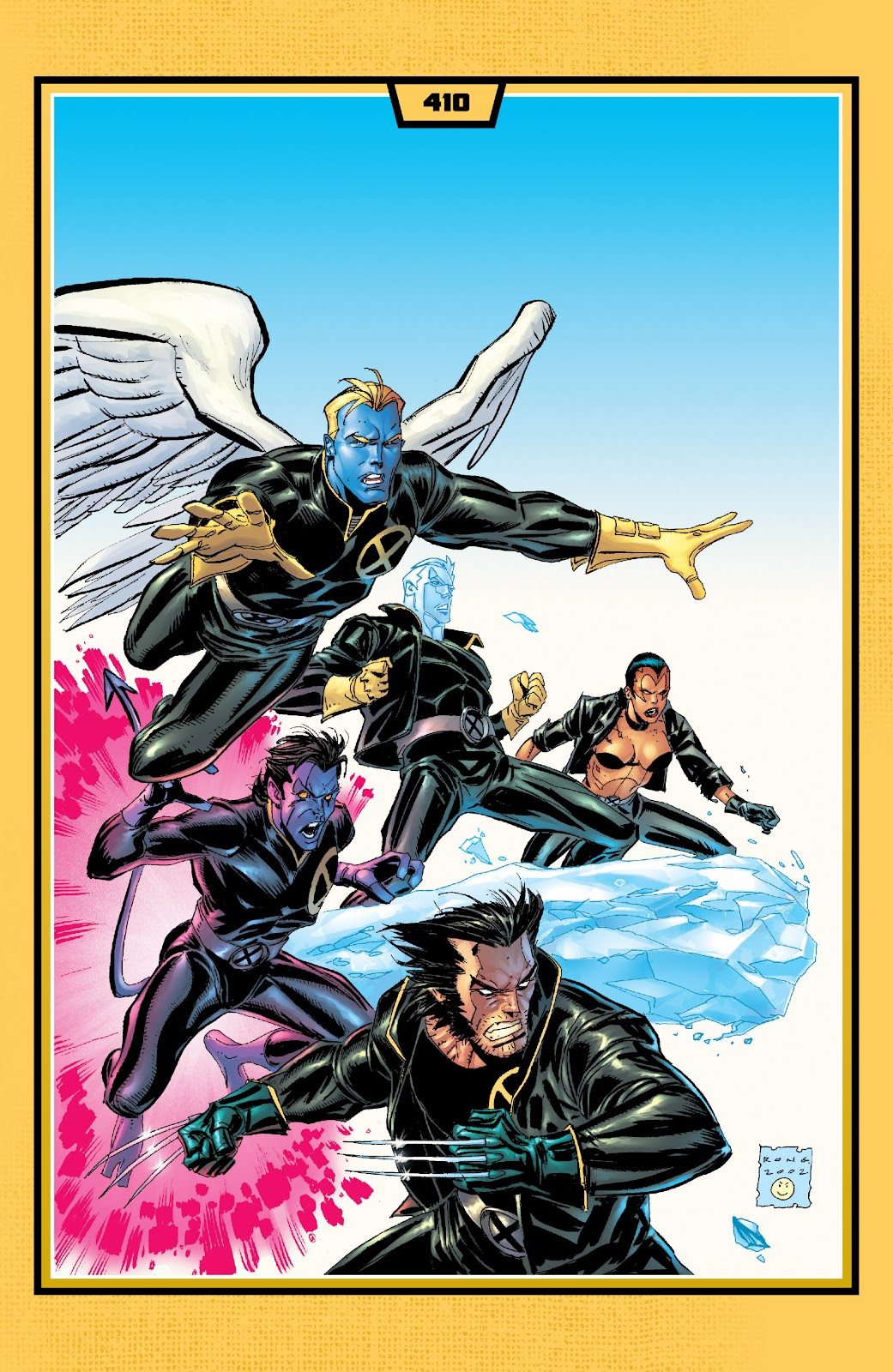 Read online X-Men: Unstoppable comic -  Issue # TPB (Part 1) - 4