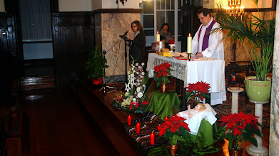Eucaristía de Navidad Sagrado Corazón de Placeres