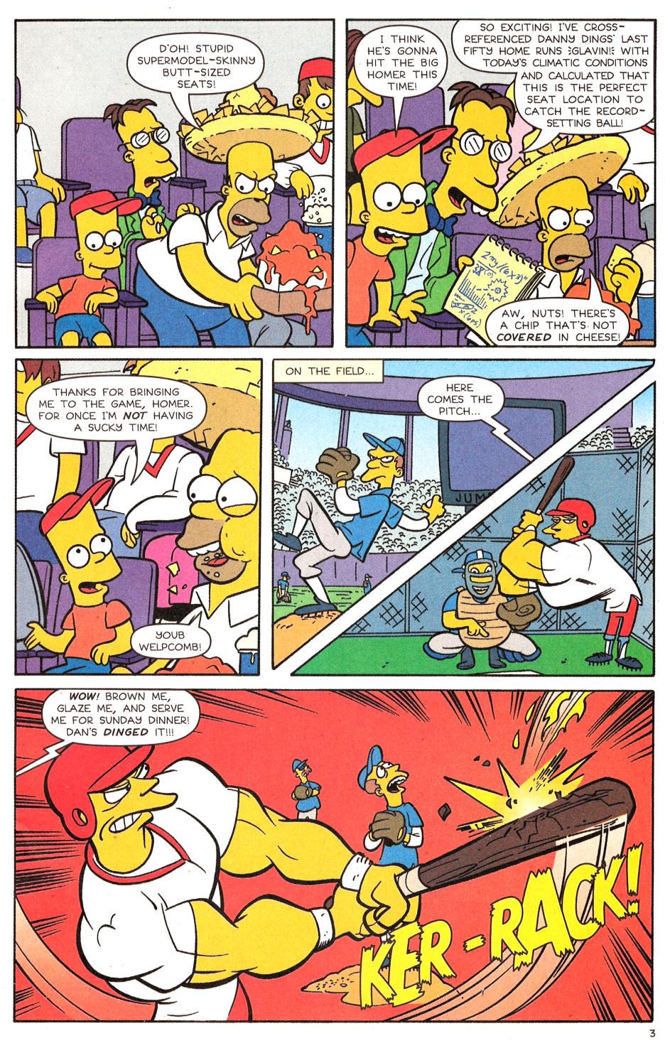 Read online Simpsons Comics comic -  Issue #120 - 4