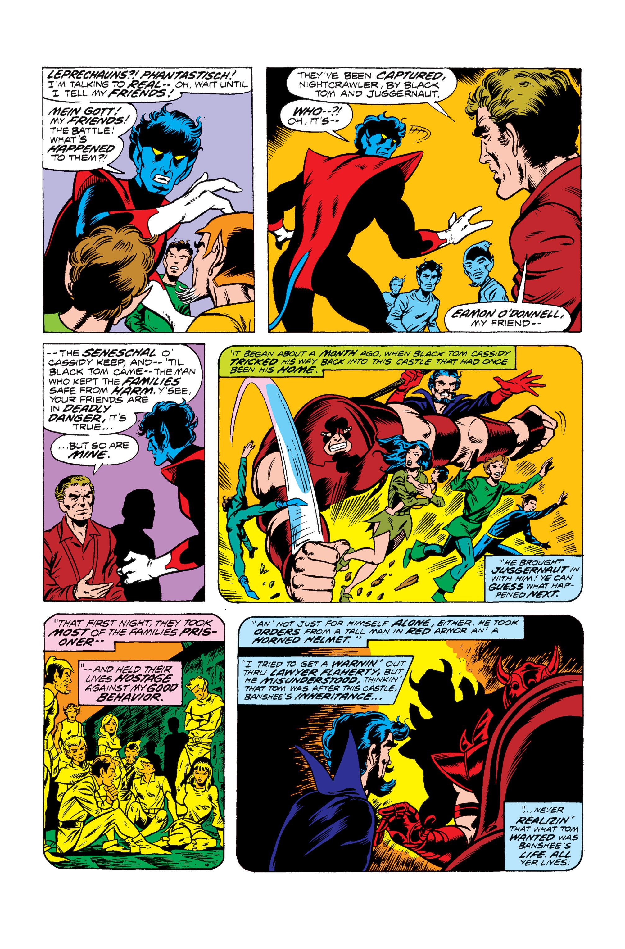 Uncanny X-Men (1963) 103 Page 3