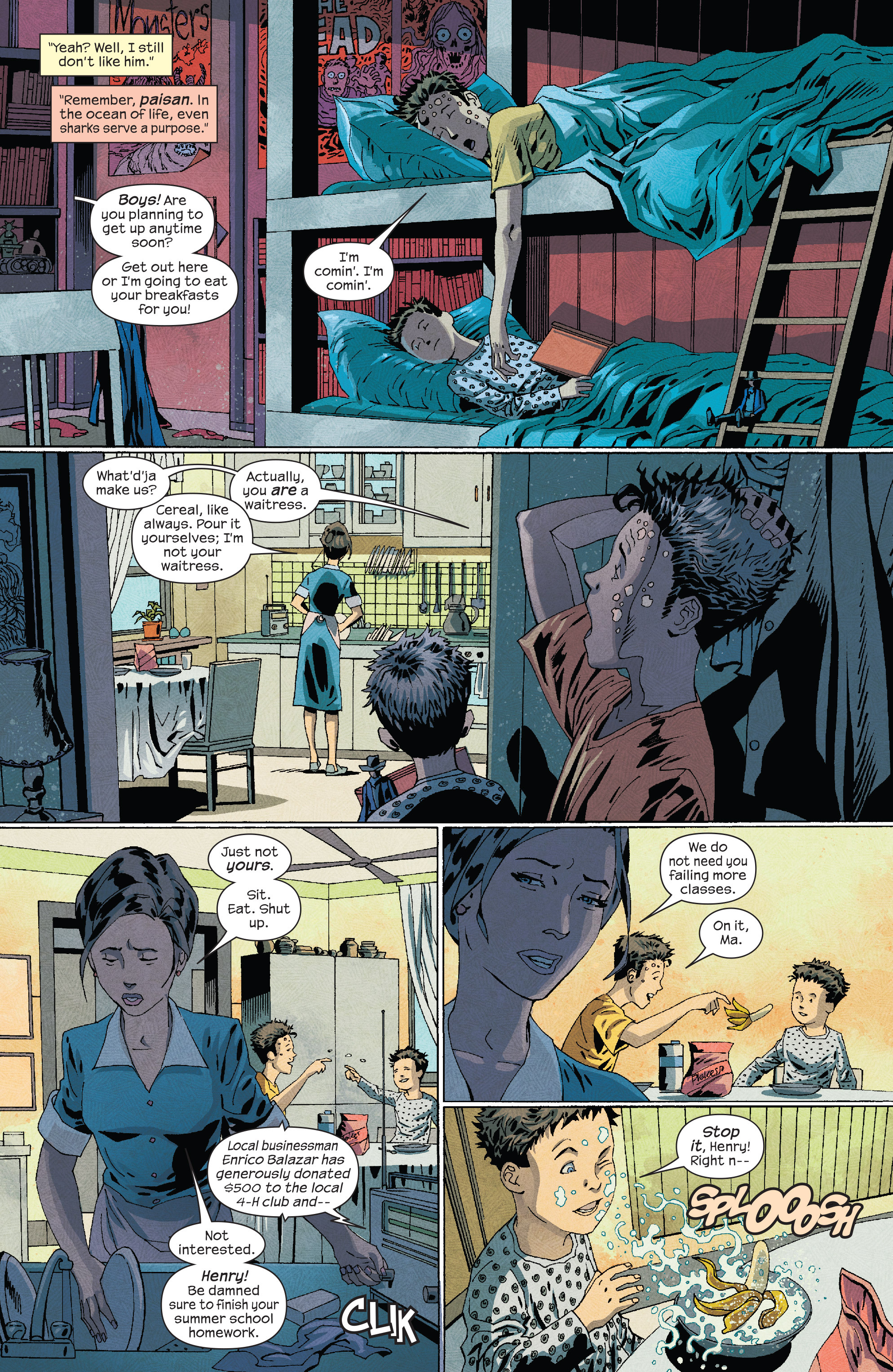 Read online Dark Tower: The Drawing of the Three - The Prisoner comic -  Issue #2 - 7