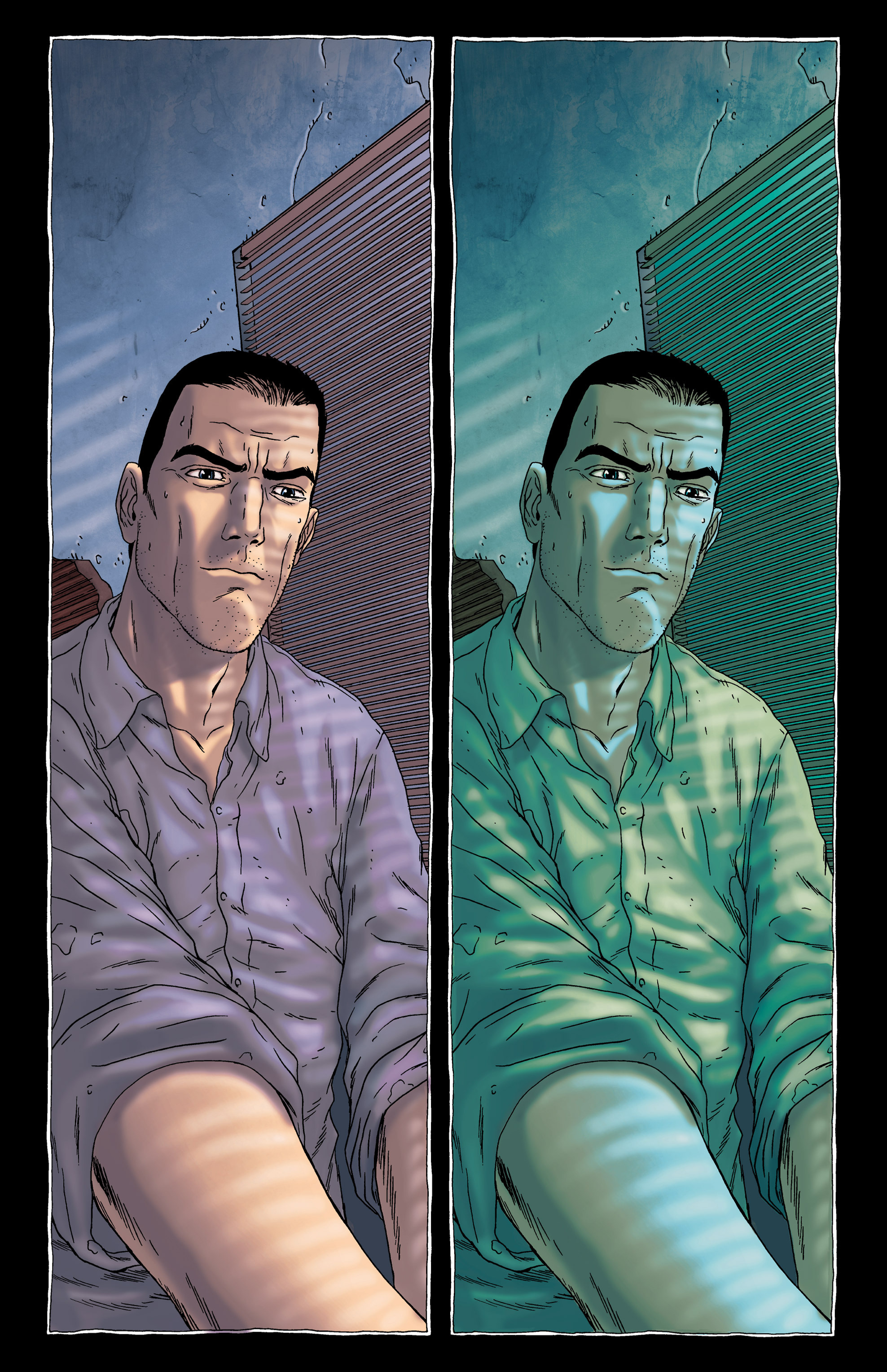 Read online Alan Moore's The Courtyard comic -  Issue # TPB - 7