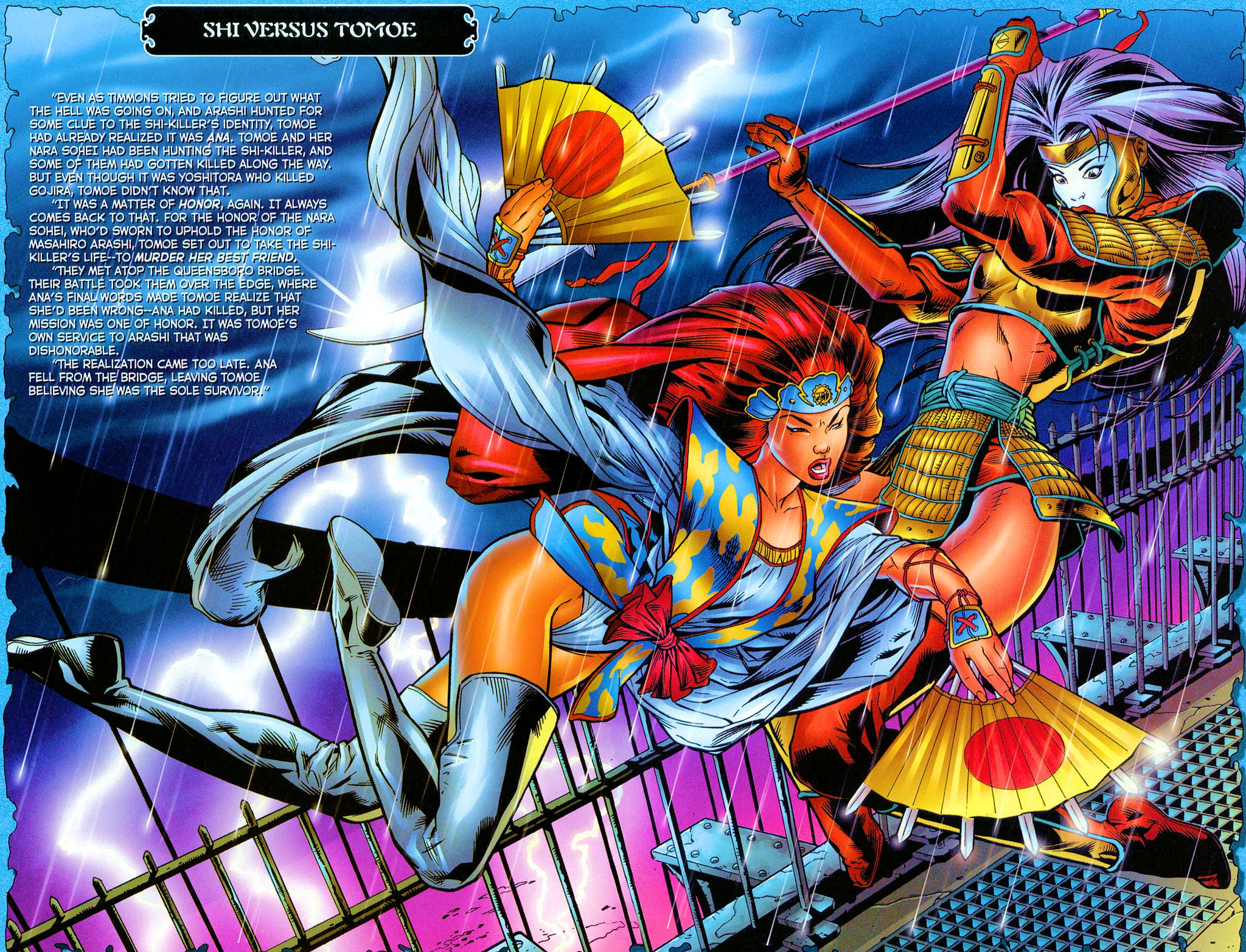 Read online Shi: Rekishi comic -  Issue #2 - 10