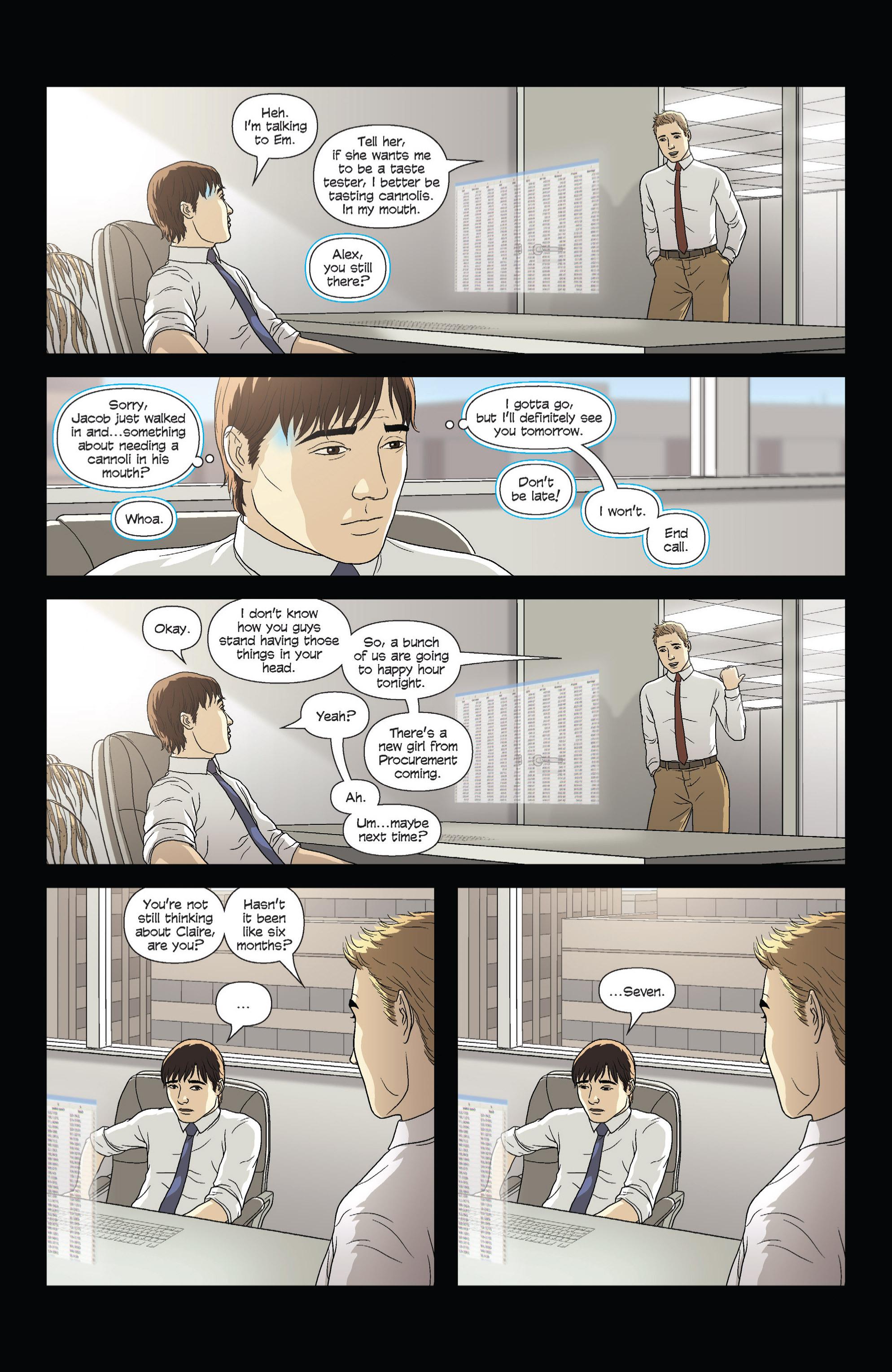 Read online Alex   Ada comic -  Issue #1 - 10