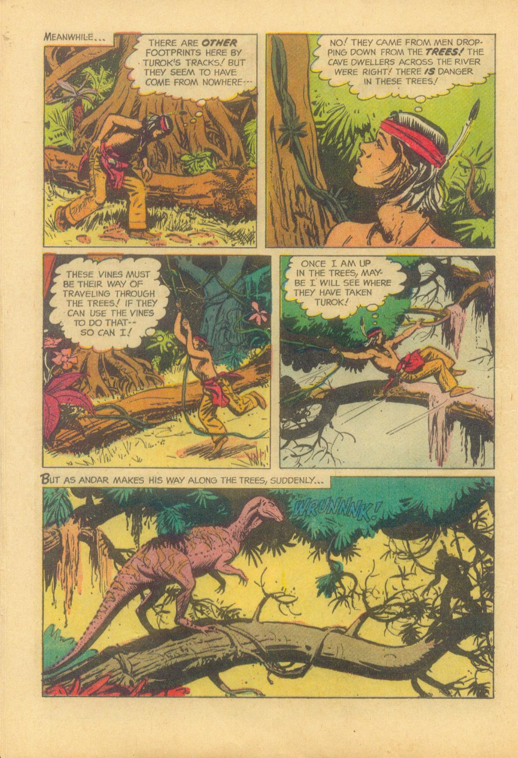 Read online Turok, Son of Stone comic -  Issue #29 - 12