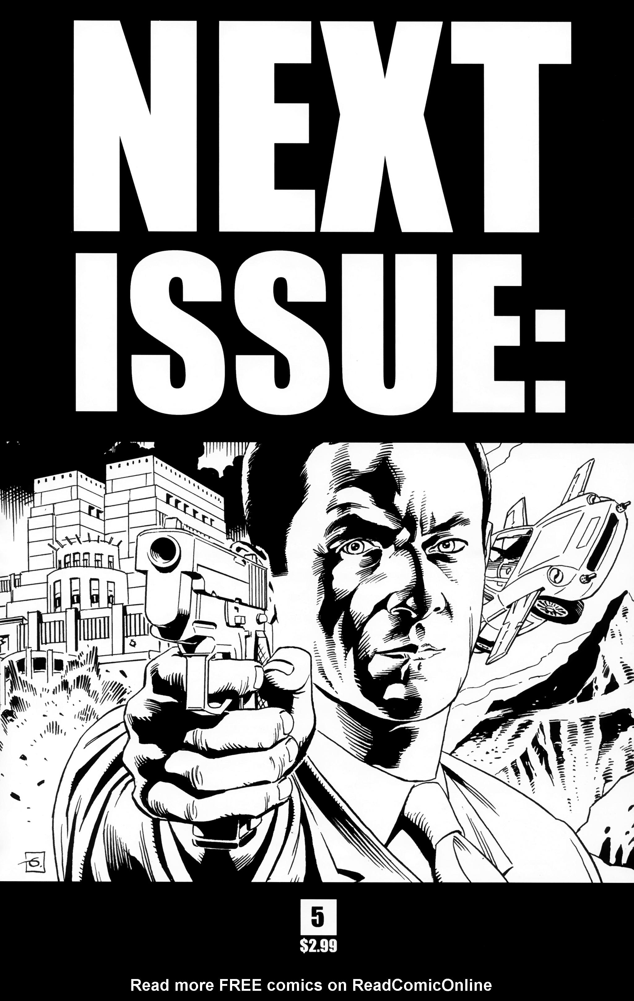 Read online Secret Service comic -  Issue #4 - 32