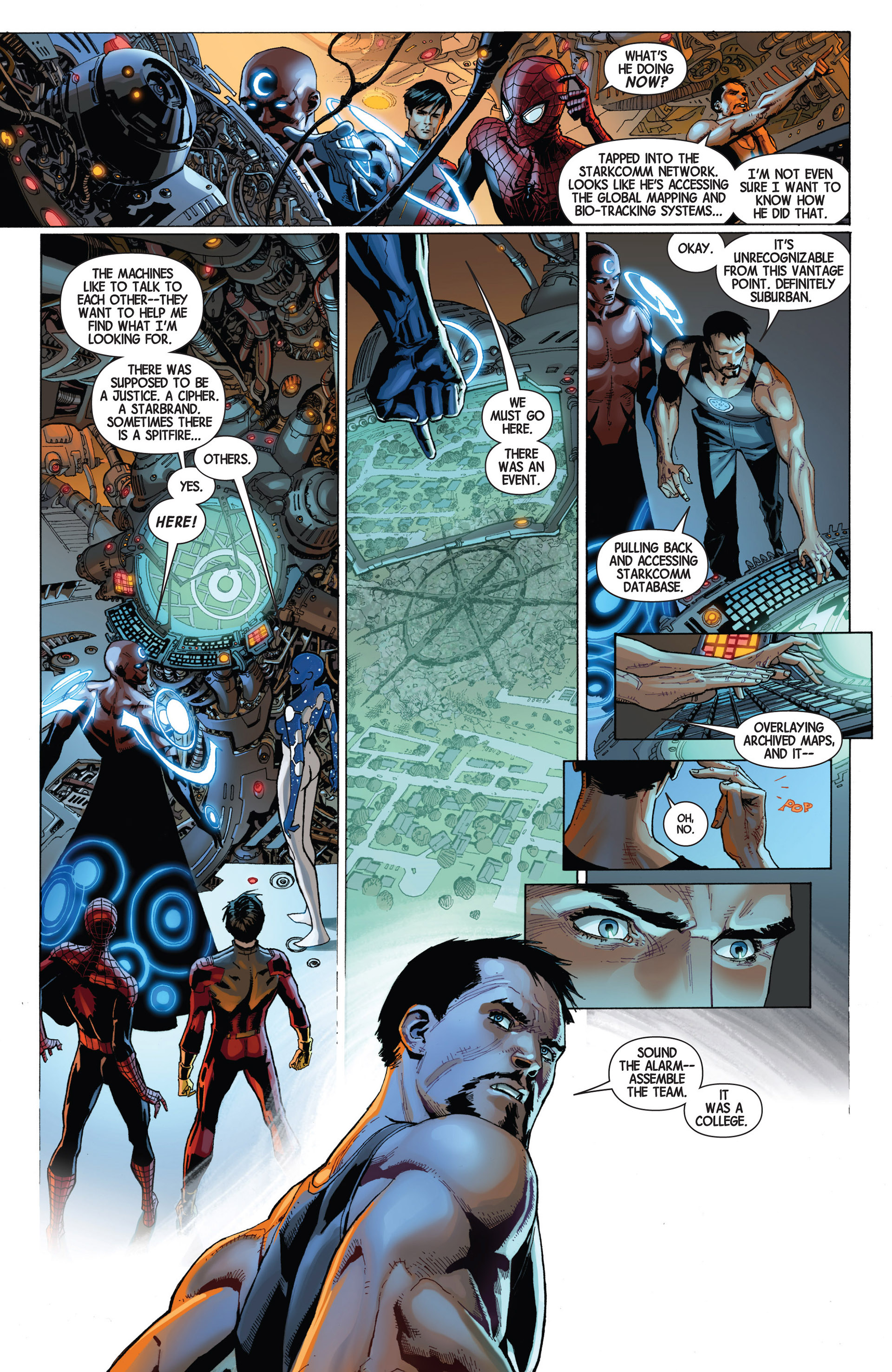 Read online Avengers (2013) comic -  Issue #7 - 18