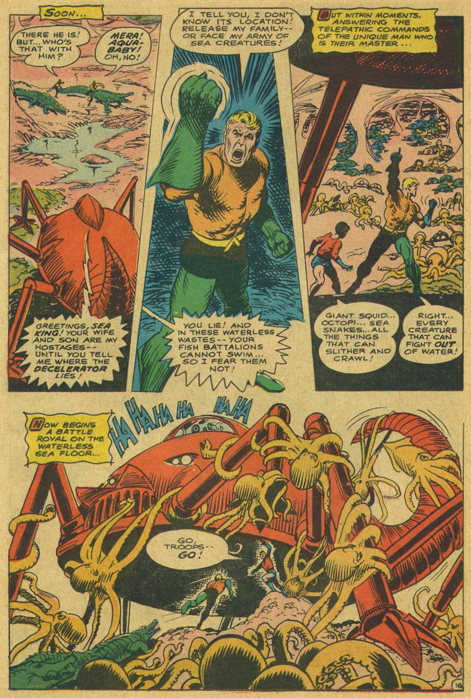 Read online Aquaman (1962) comic -  Issue #37 - 26