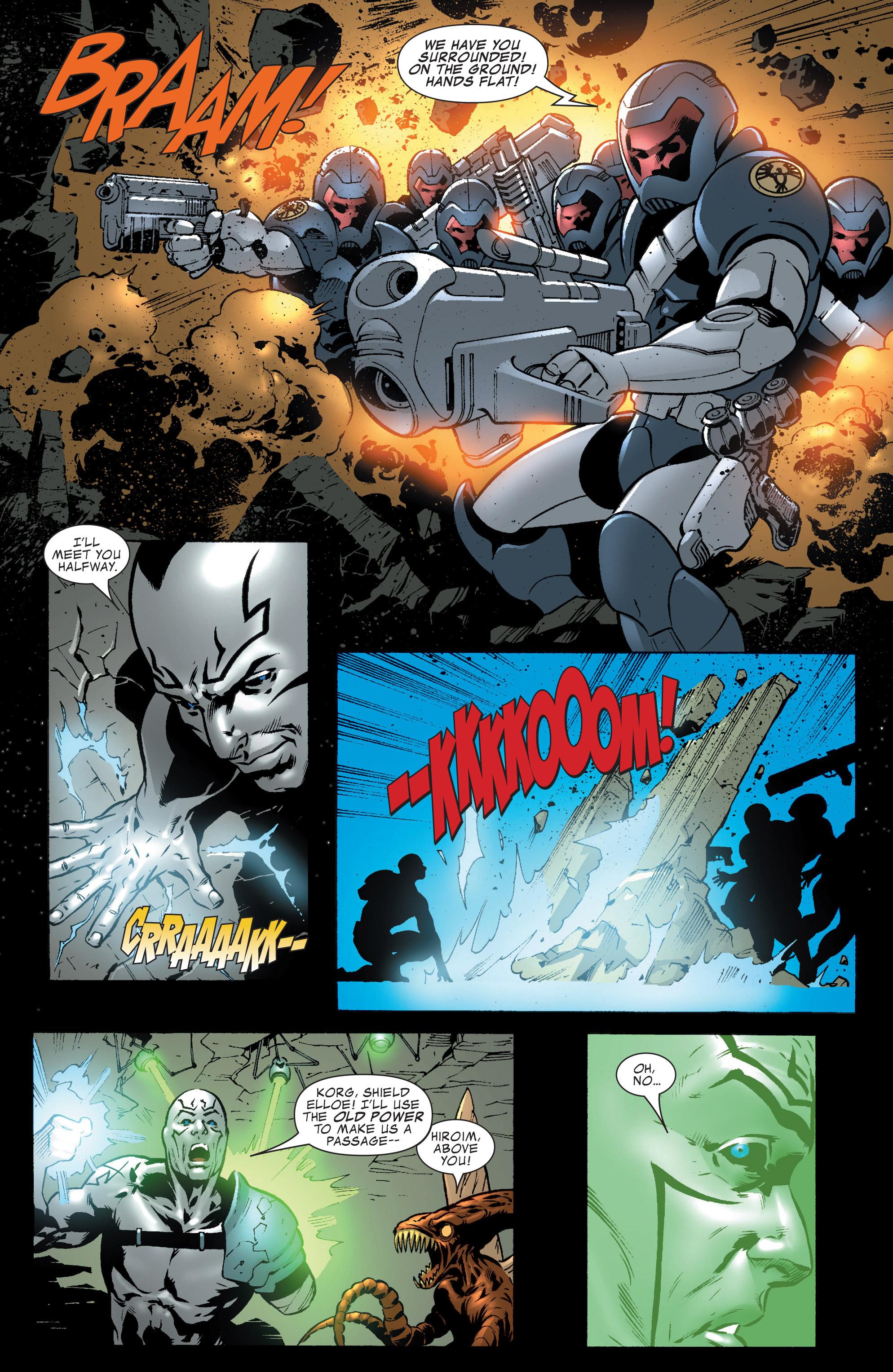 Read online World War Hulk Aftersmash: Warbound, Vol. 1 comic -  Issue #1 - 7