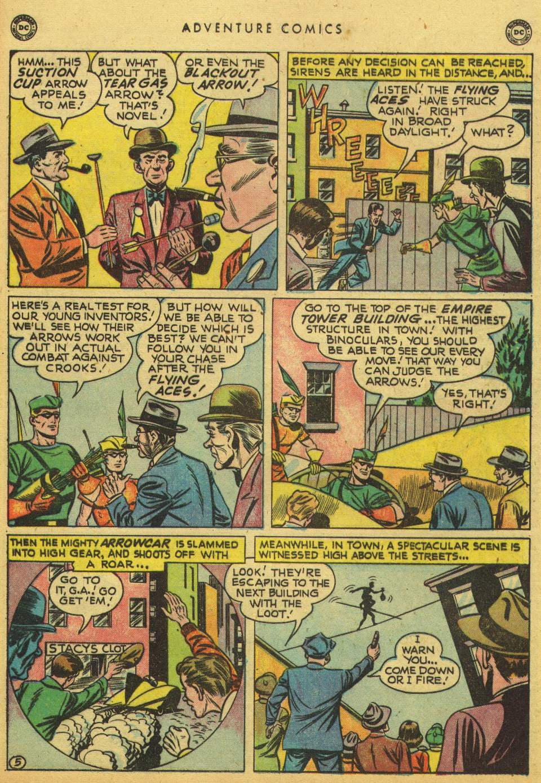 Read online Adventure Comics (1938) comic -  Issue #150 - 43