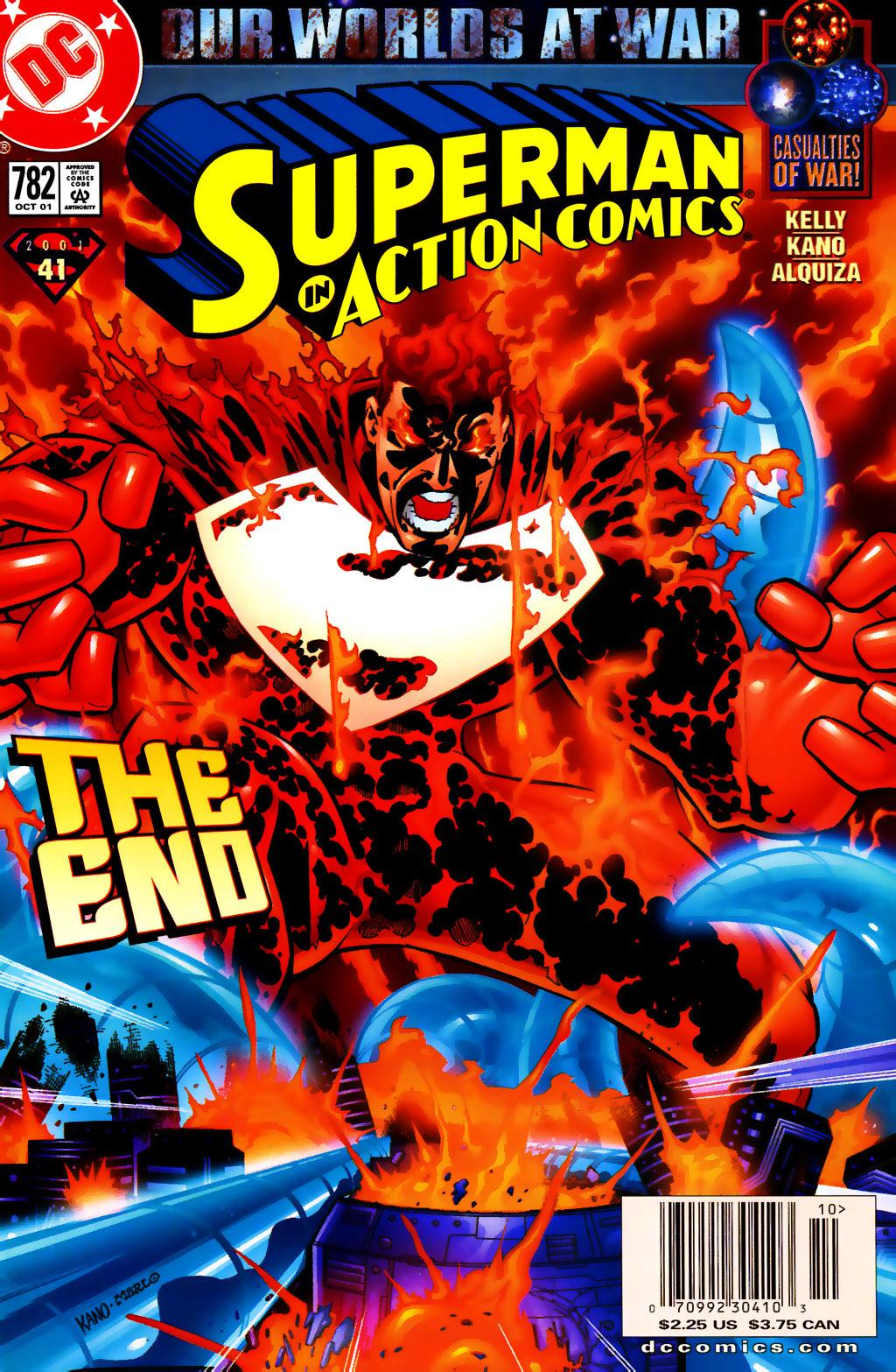 Action Comics (1938) 782 Page 1