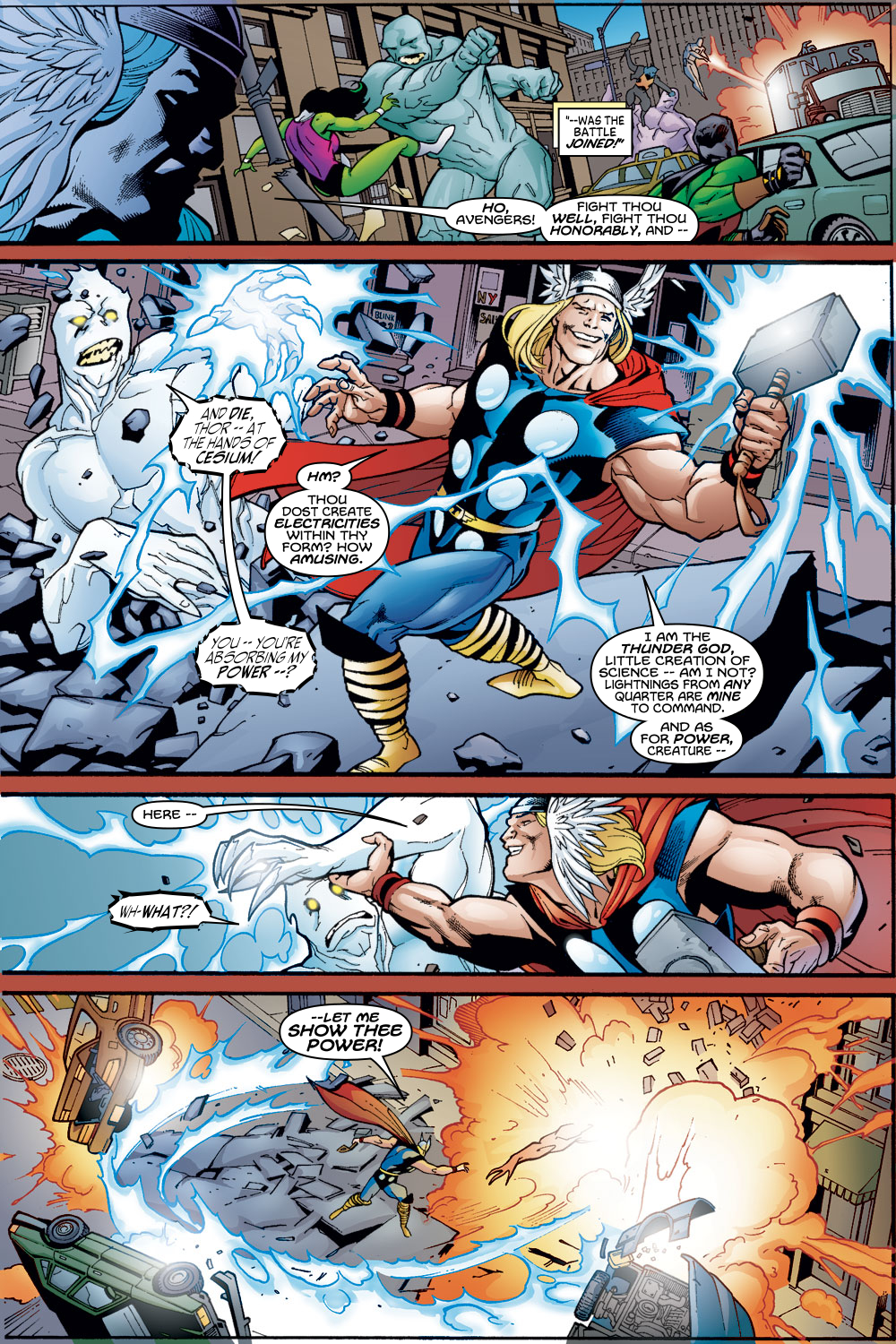 Read online Avengers (1998) comic -  Issue #56 - 13