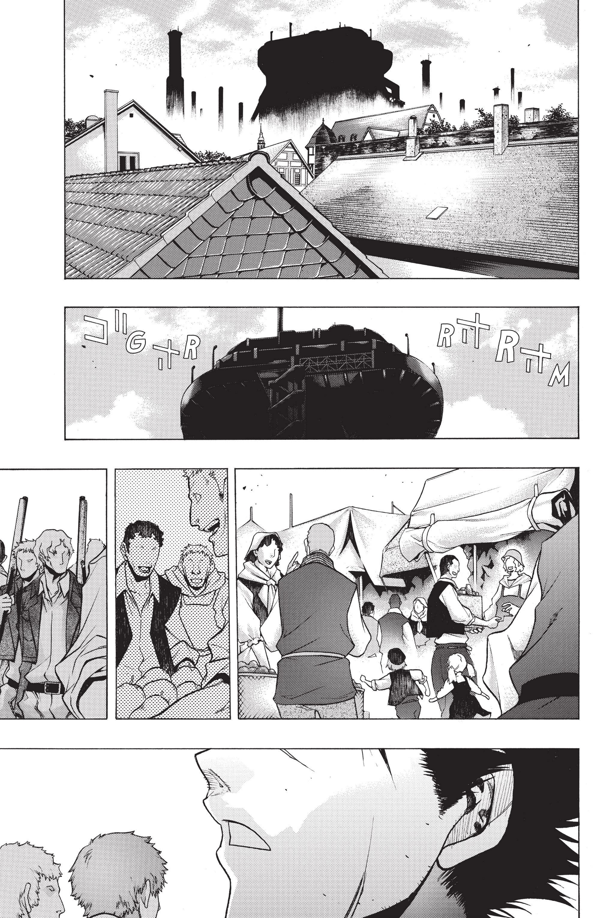 Read online Attack on Titan: Before the Fall comic -  Issue #5 - 115