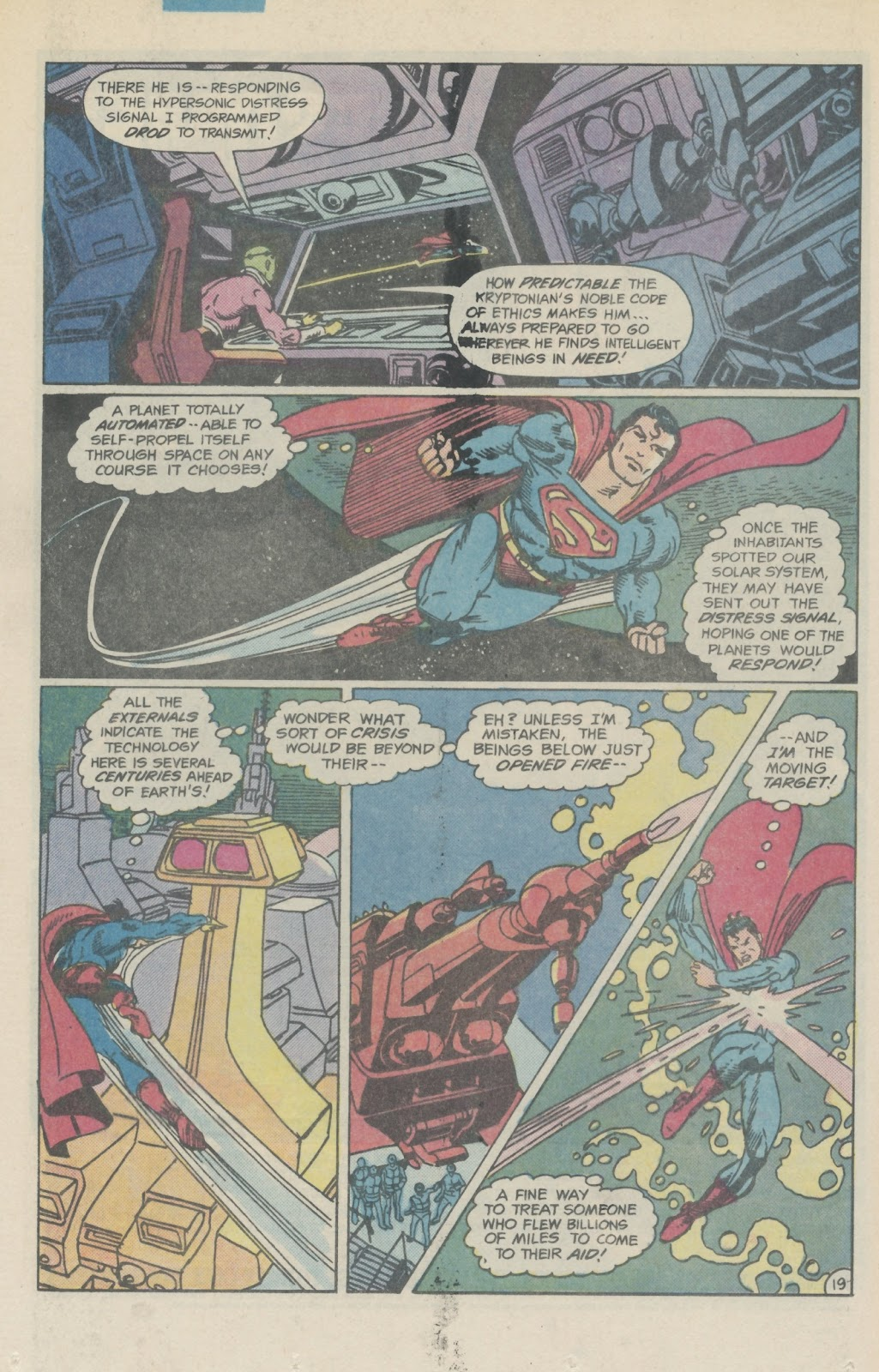 Read online Superman Special (1983) comic -  Issue #2 - 23