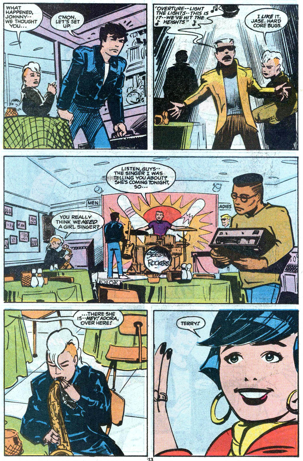 Steeltown Rockers issue 4 - Page 10