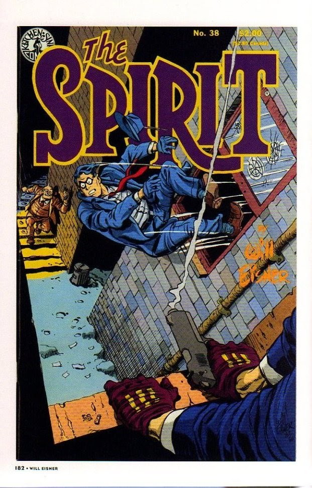 Read online Will Eisner's The Spirit Archives comic -  Issue # TPB 26 (Part 2) - 89