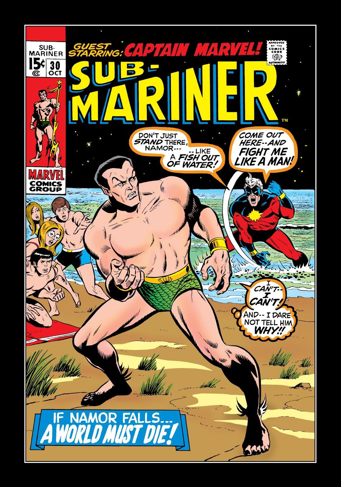 Marvel Masterworks: The Sub-Mariner TPB_5_(Part_2) Page 1