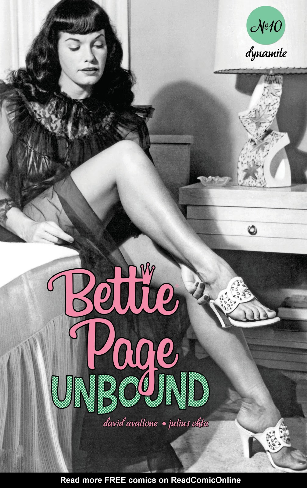 Read online Bettie Page: Unbound comic -  Issue #10 - 5