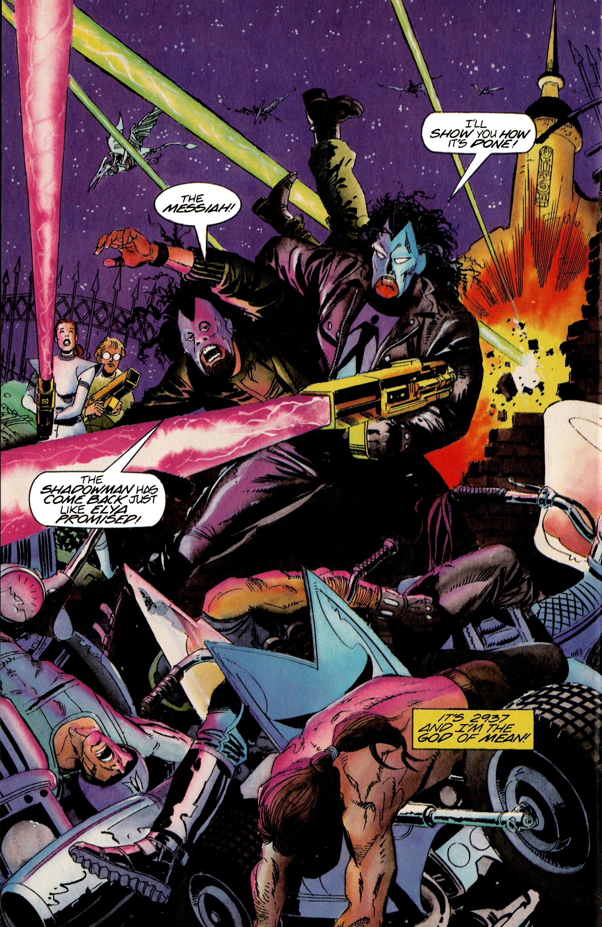 Read online Shadowman (1992) comic -  Issue #21 - 16