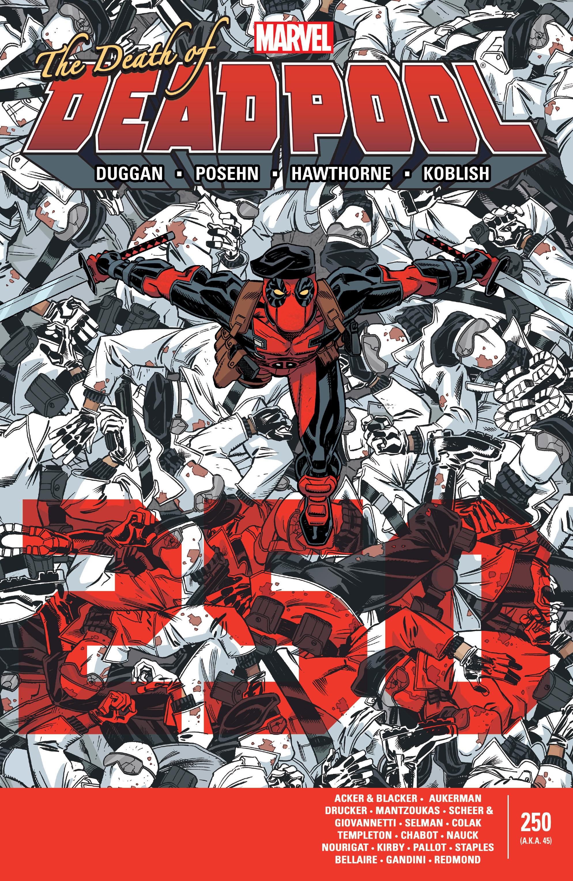 Deadpool (2013) 45 Page 1