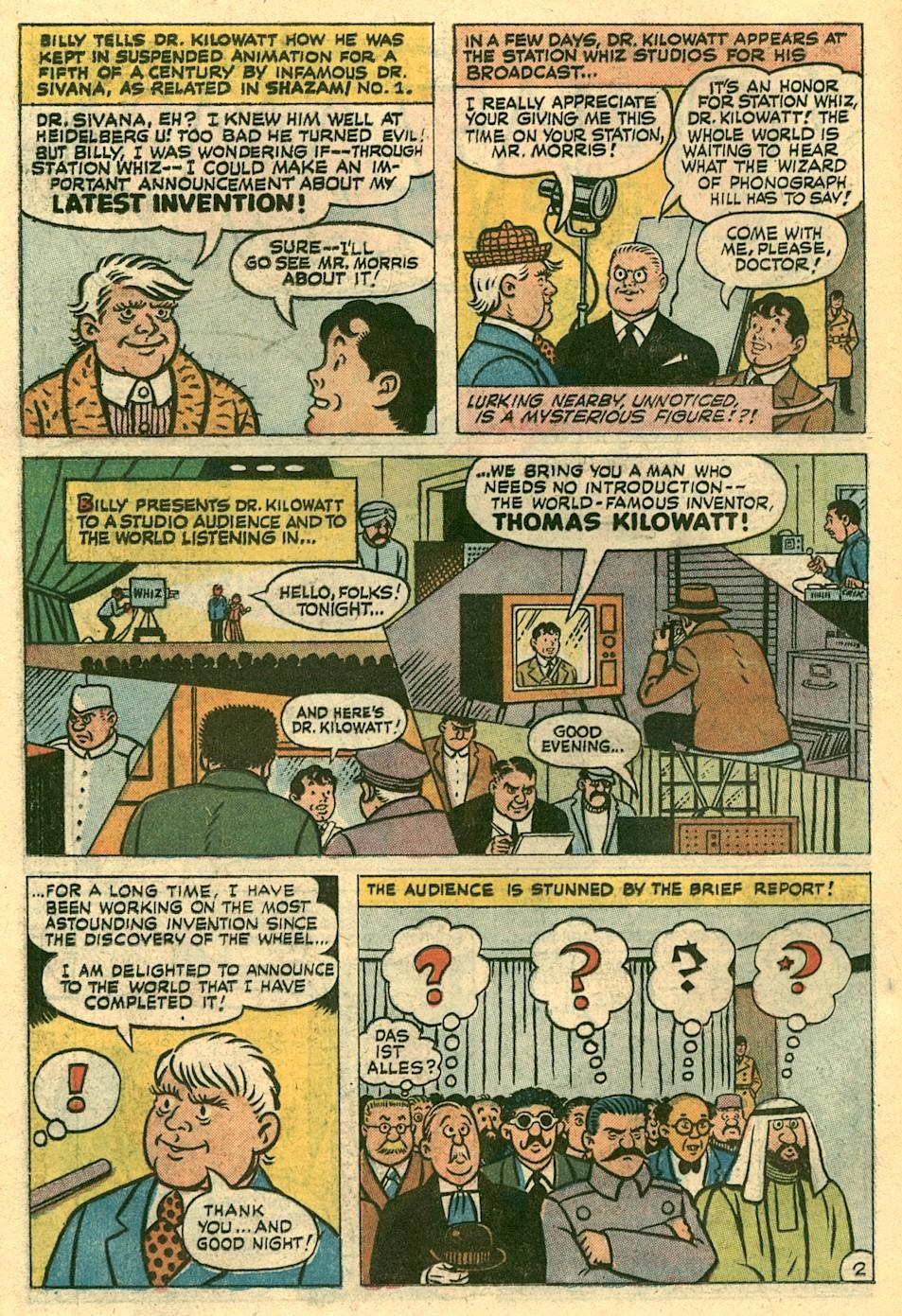 Read online Shazam! (1973) comic -  Issue #3 - 11