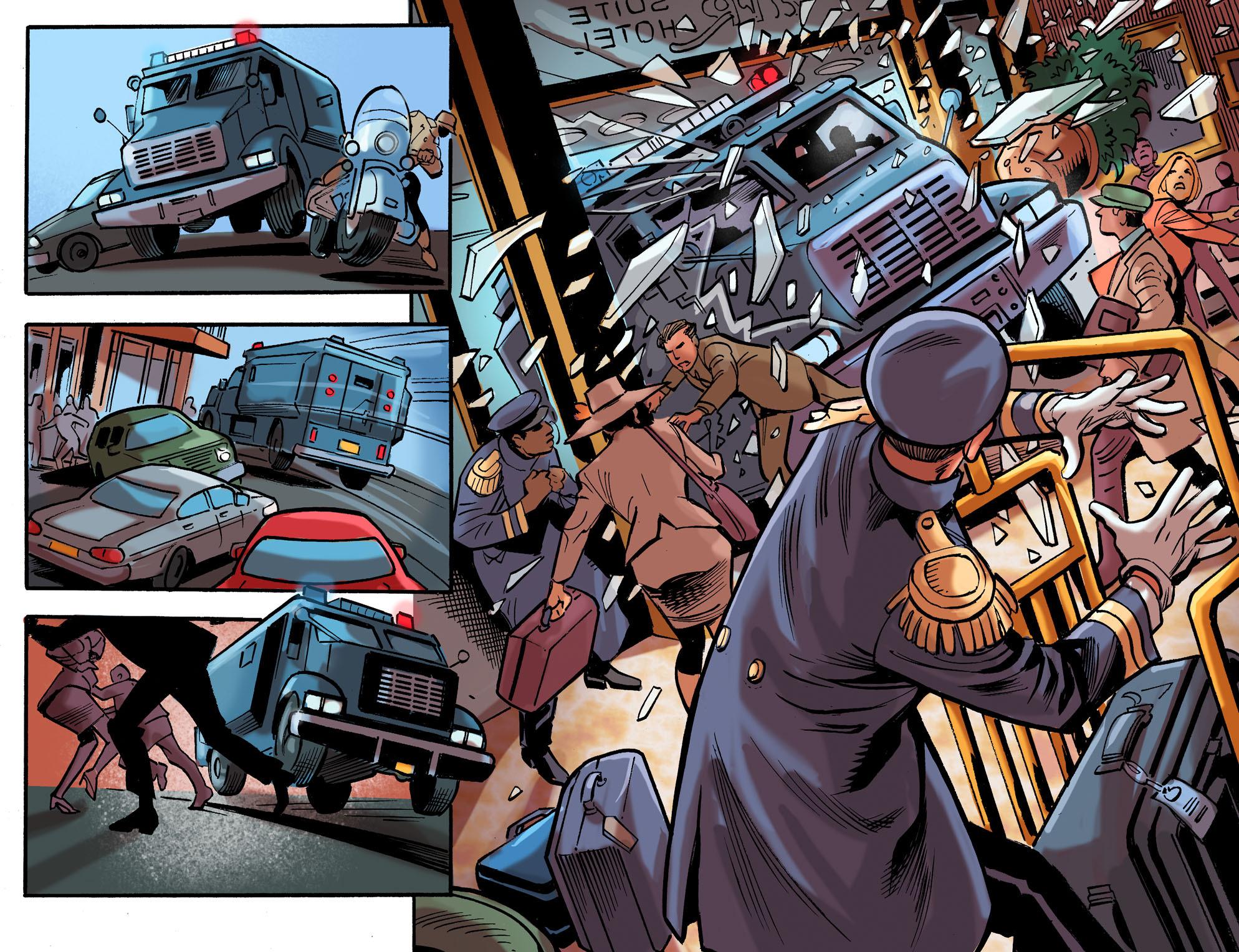 Read online Sensation Comics Featuring Wonder Woman comic -  Issue #41 - 5